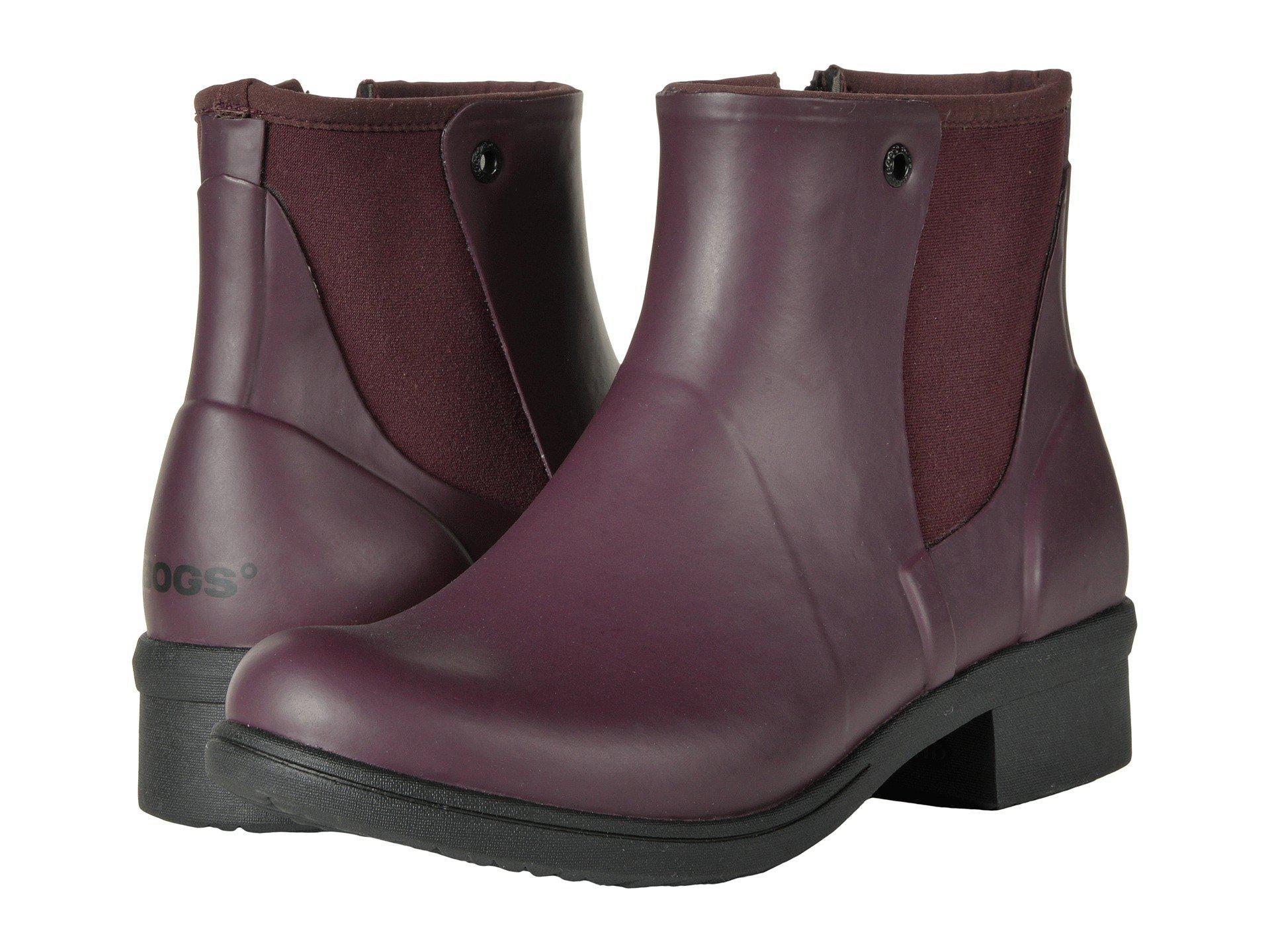Bogs Auburn Rubber Womens Boots 0xKvpk