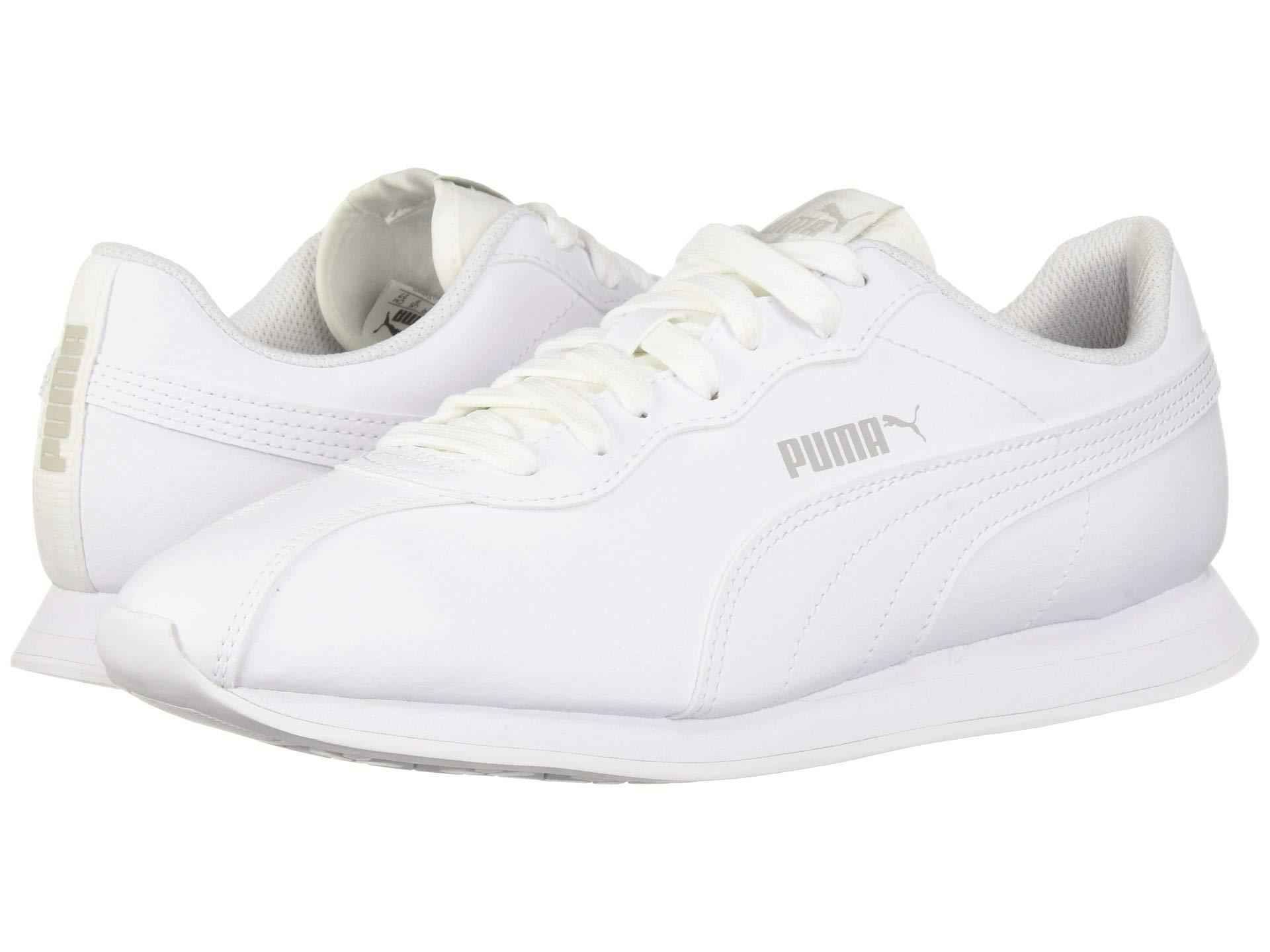 7ee3332c9192 Lyst - Puma Turin Ii in White for Men