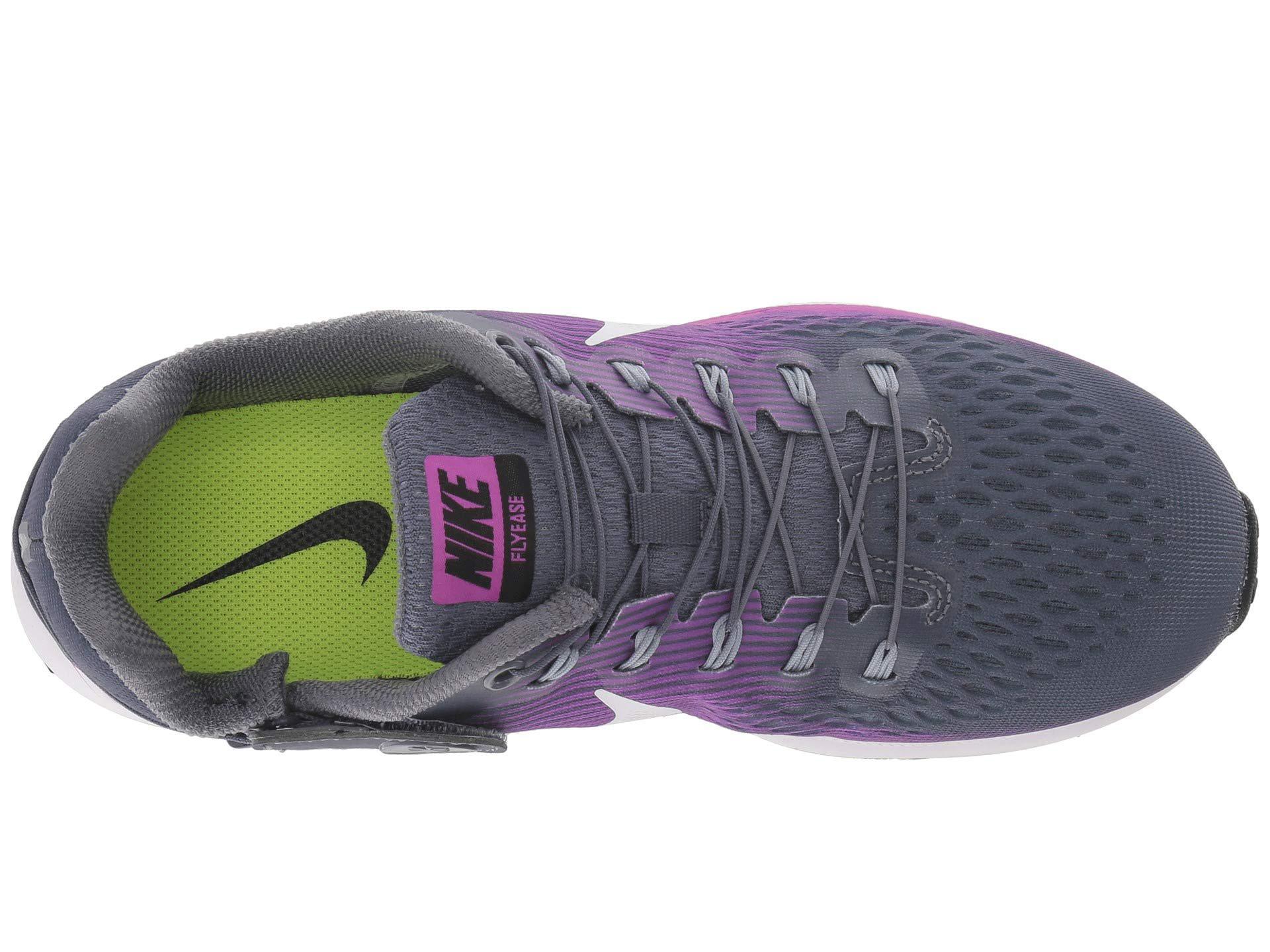 8f6a916a0 Nike - Purple Air Zoom Pegasus 34 Flyease - Lyst. View fullscreen