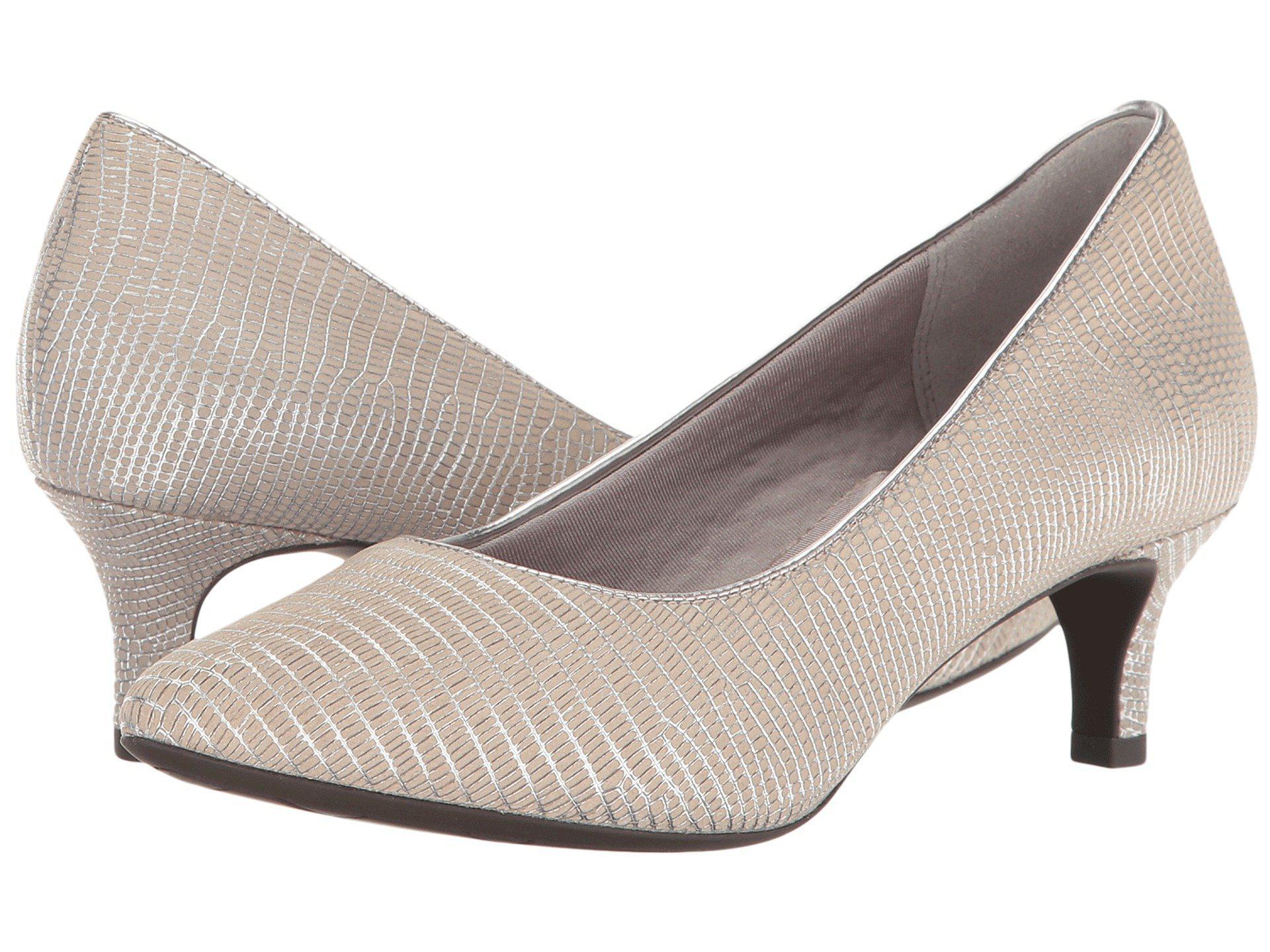 Womens Kalila T-Strap Closed Toe Heels Rockport j8wukrmkFZ