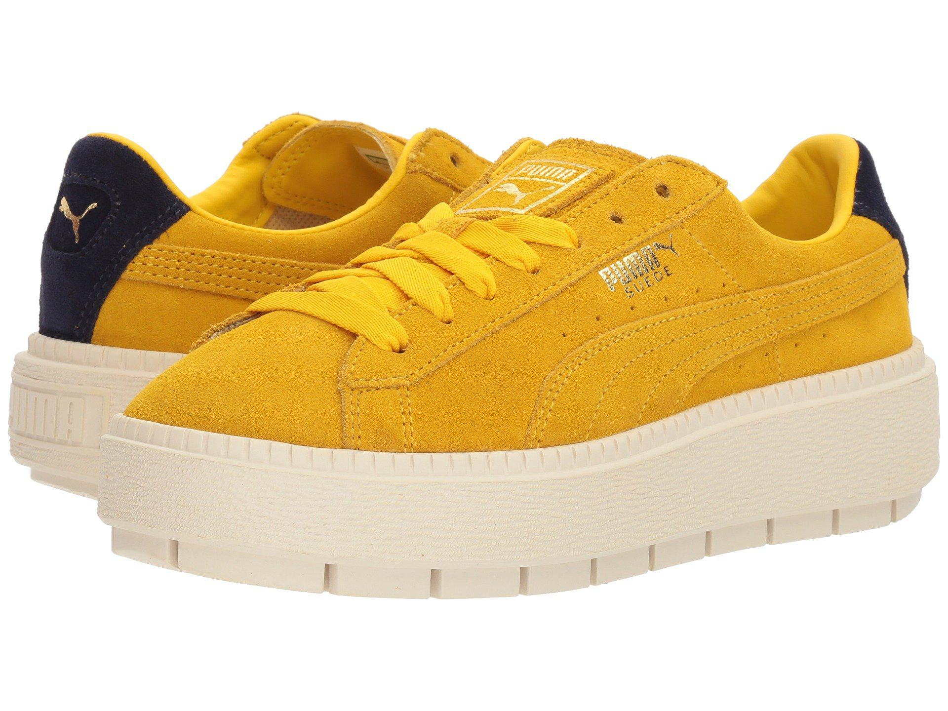 Free Shipping Shop SUEDE PLATFORM CORE - FOOTWEAR - Low-tops & sneakers Puma Sale Outlet Store KFqQo