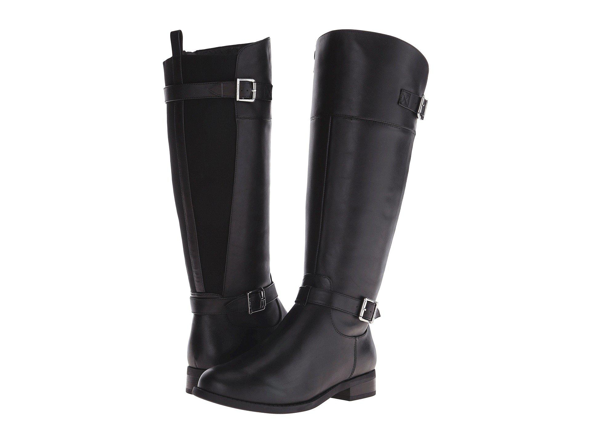 b79f3846c9b Lyst - Vionic Country Storey Tall Boot in Black