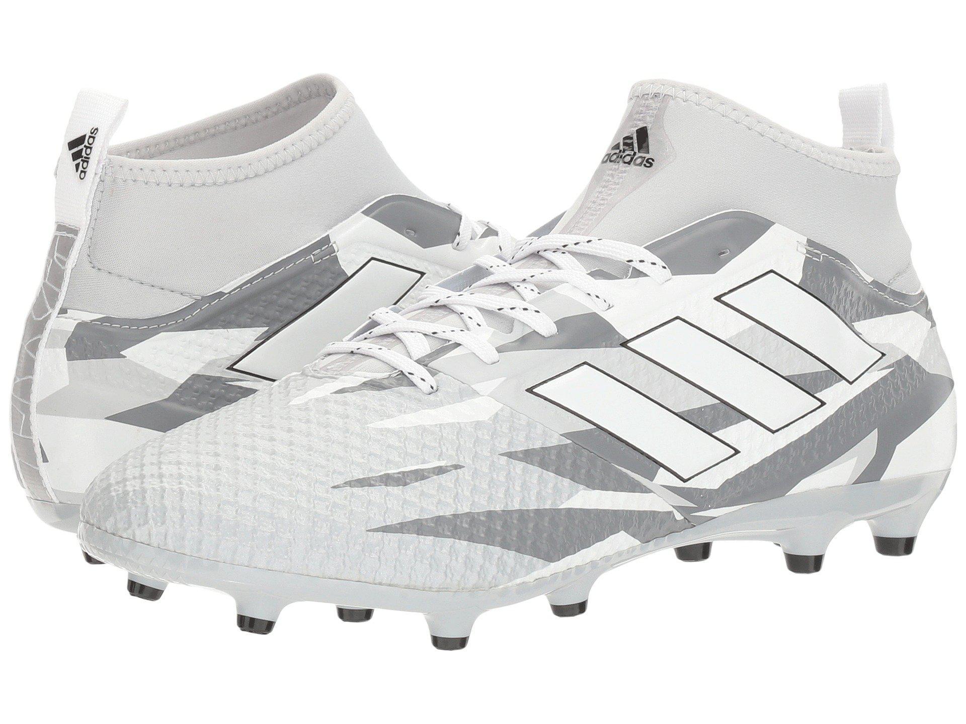 698679c6fddb Lyst - Adidas Ace 17.3 Primemesh Fg in White for Men