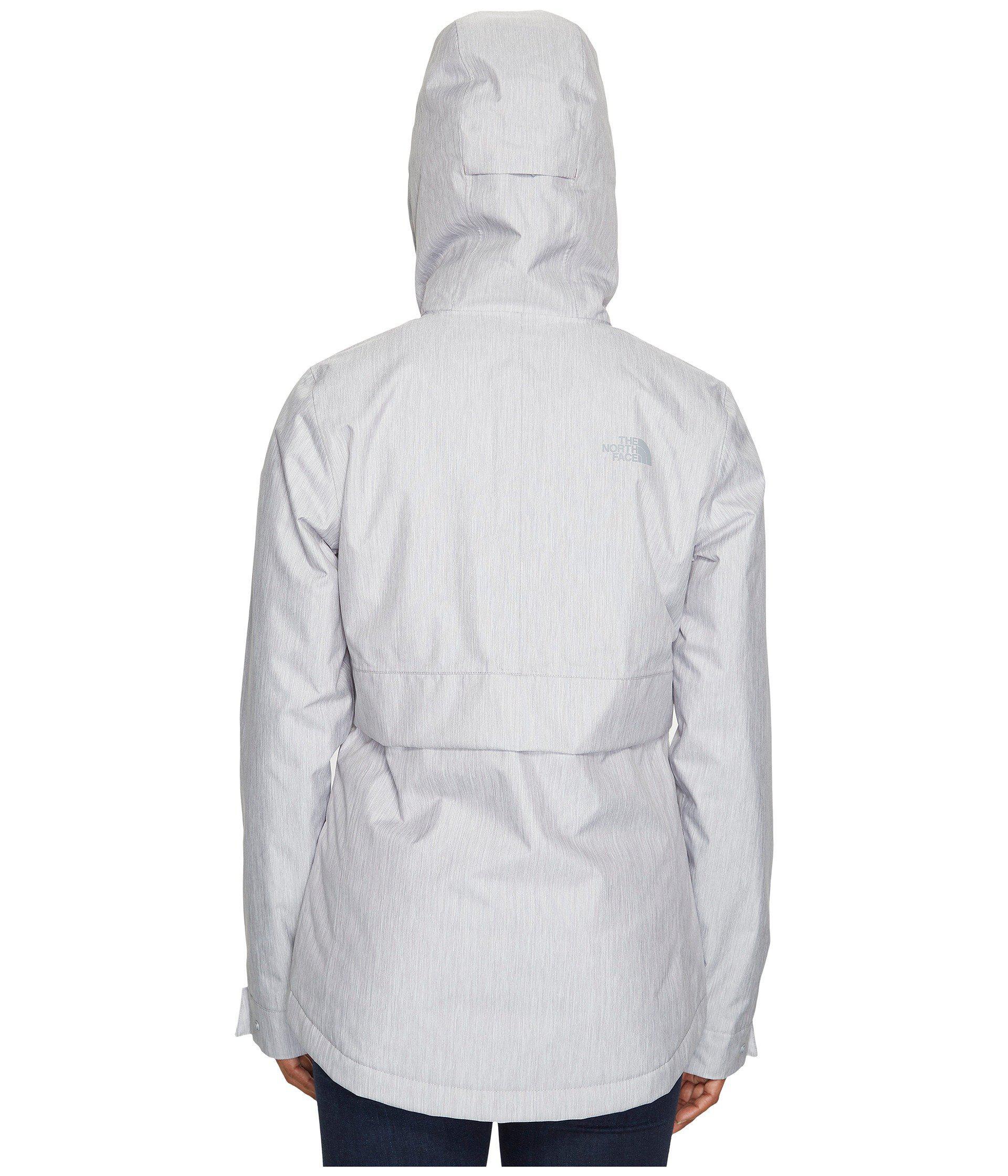 dfad541d023f The North Face - Gray Morialta Jacket - Lyst. View fullscreen