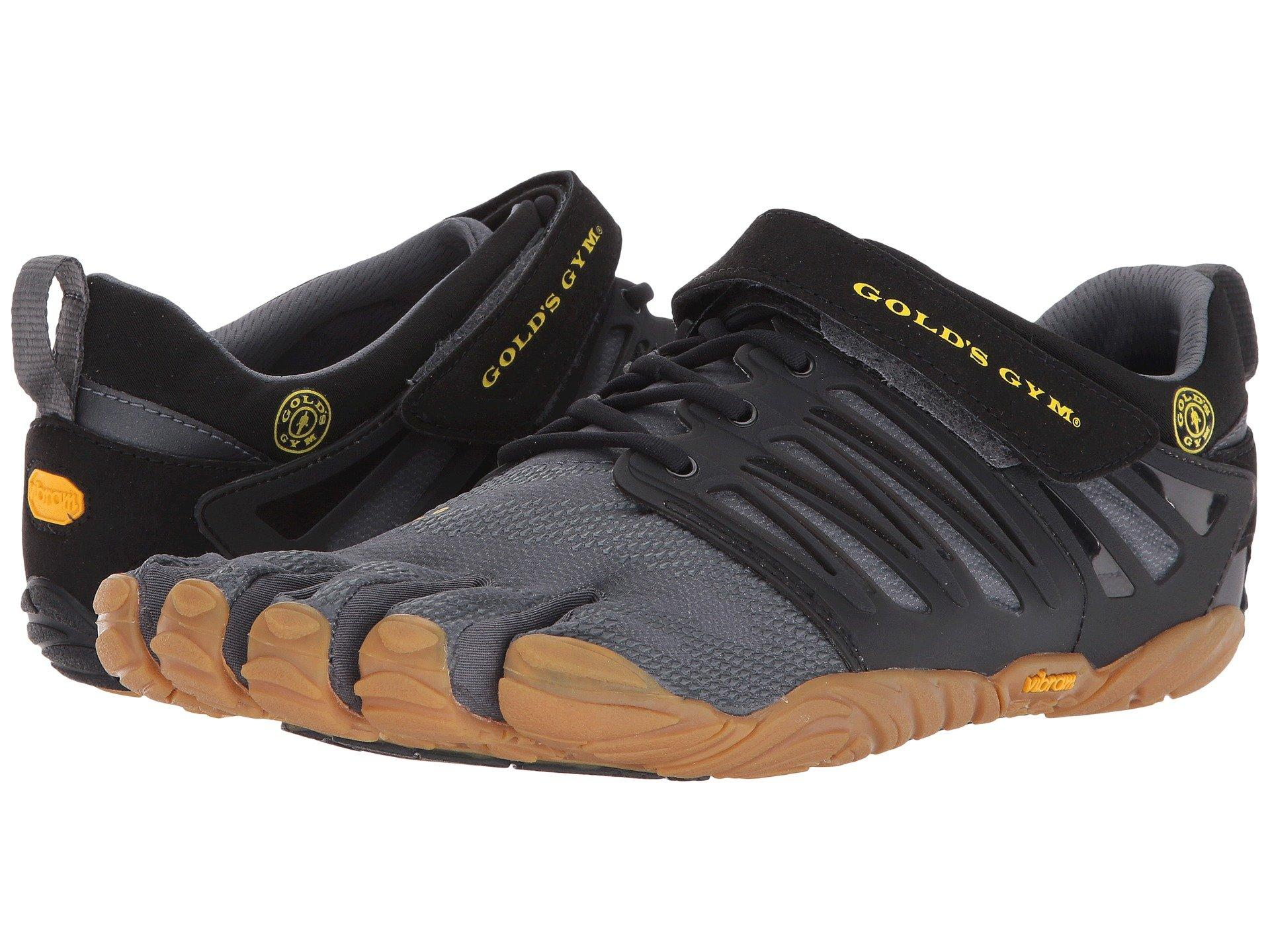 premium selection b16ef 57520 Vibram Fivefingers - Multicolor V-train Gold s Gym for Men - Lyst