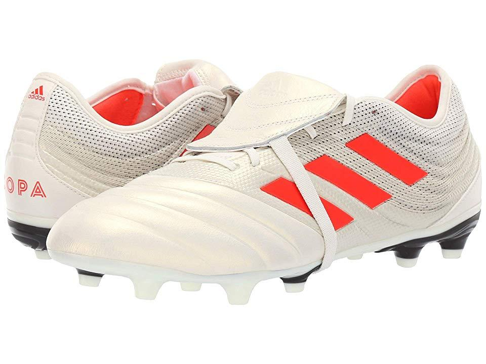 47a0d006c adidas. Men's Copa Gloro 19.2 Fg (off-white/solar Red/core Black) Soccer  Shoes