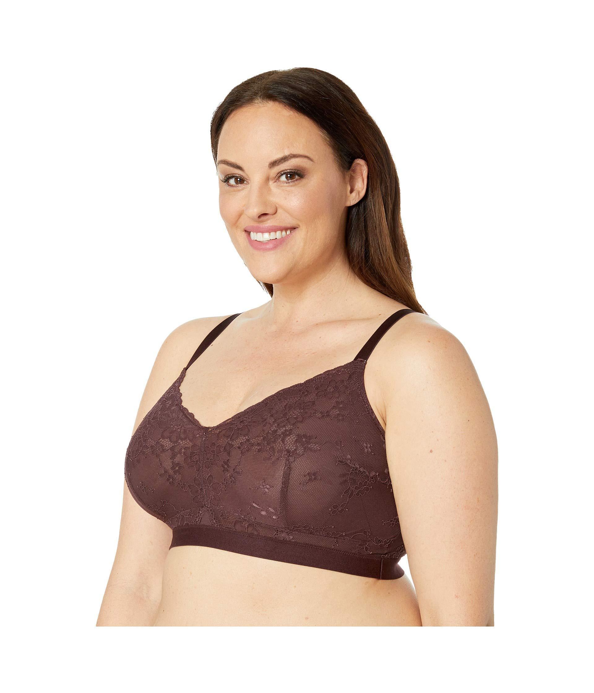 d5954102321 Lyst - Spanx Plus Size Spotlight On Lace Bralette - Save 17%