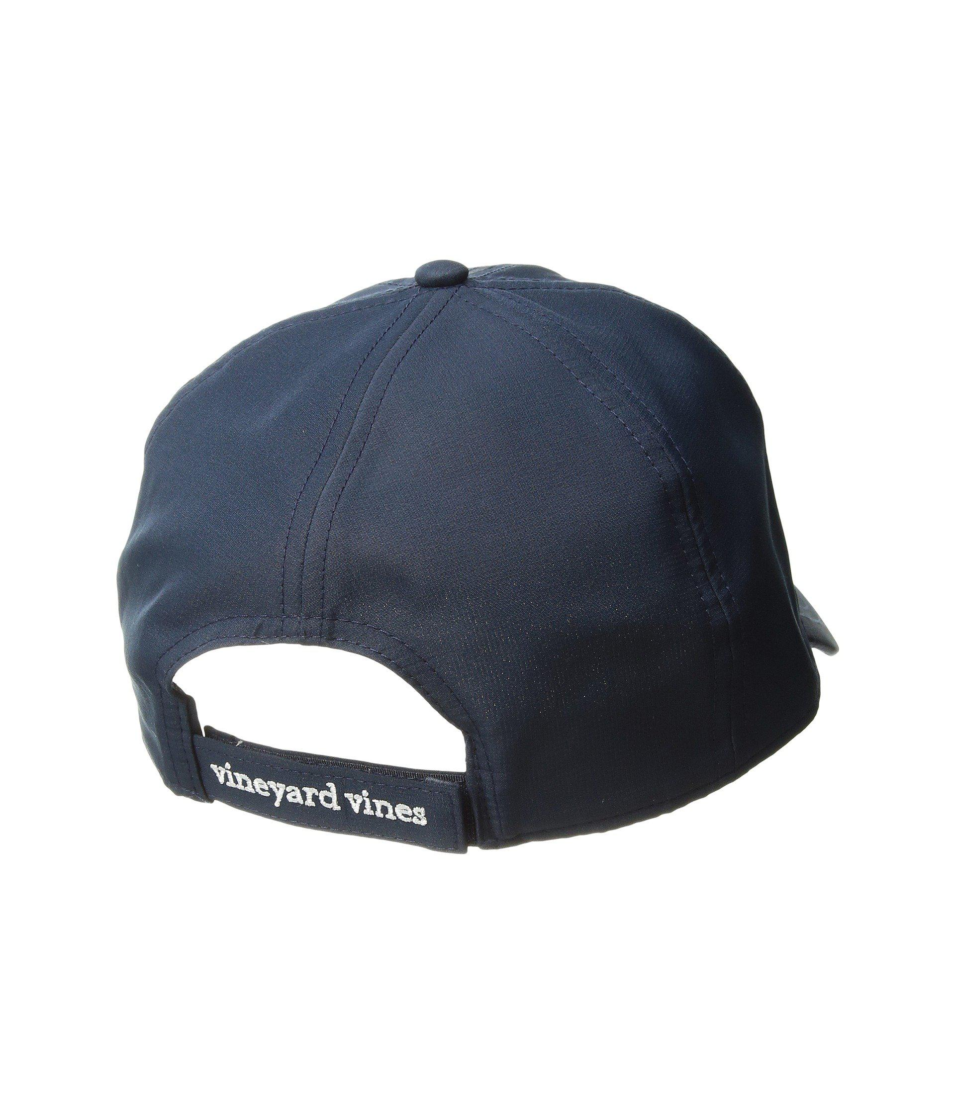 a653daff4c69d Lyst Vineyard Vines Performance Classic Whale Dot Hat In Blue For Men