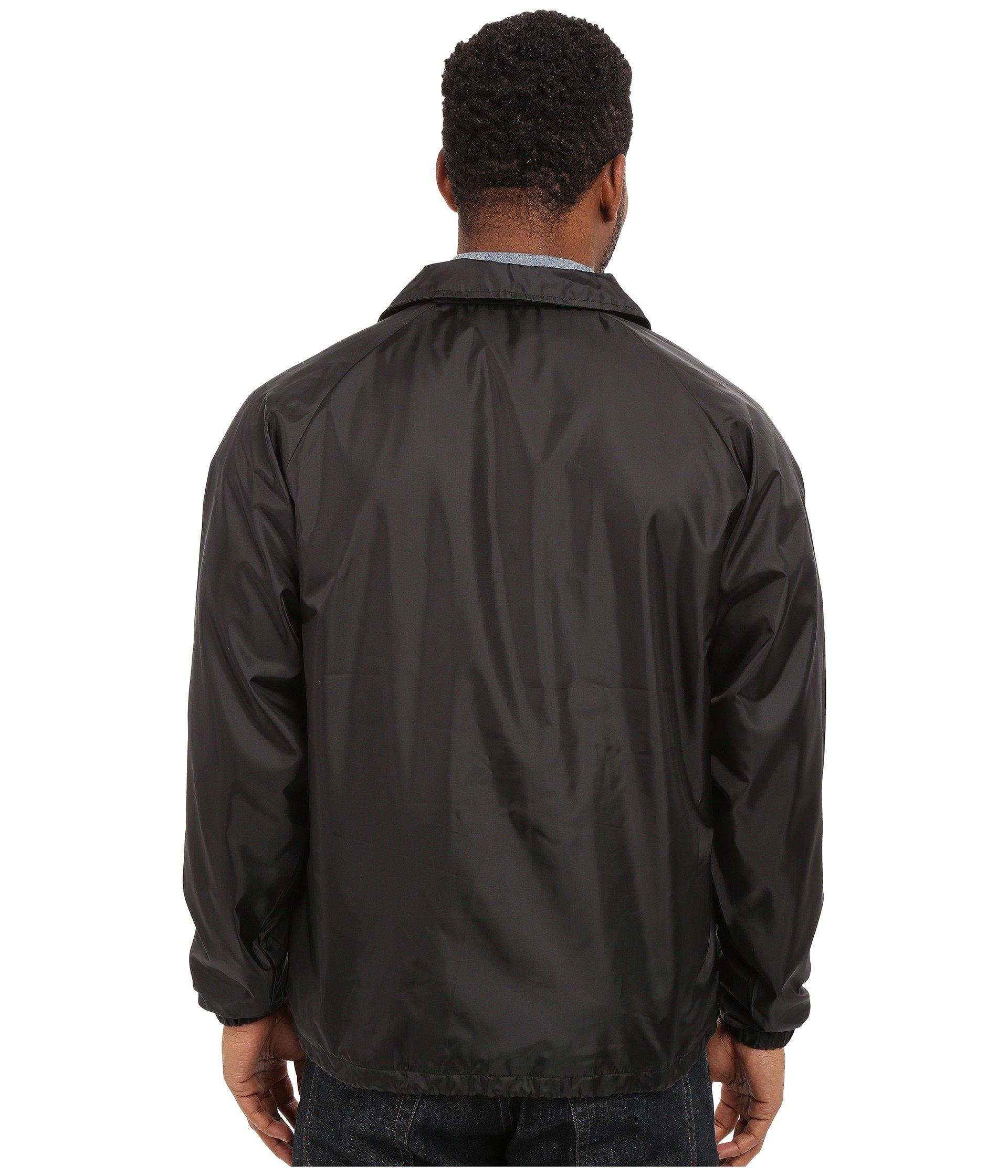 Lyst - Brixton Ramsey Jacket in Black for Men bc4959b739f