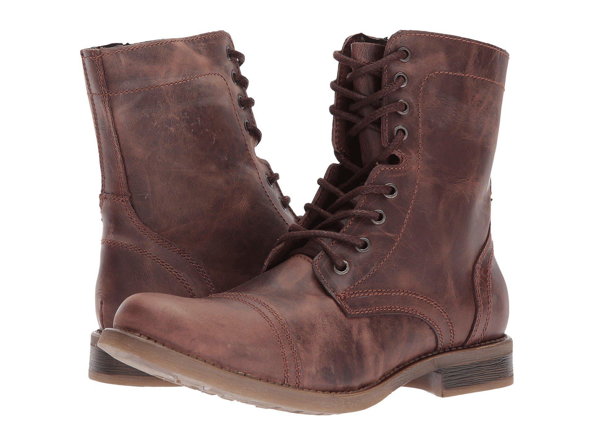 9d998b51e08 Lyst - Steve Madden Troopah-c in Brown for Men - Save 8%
