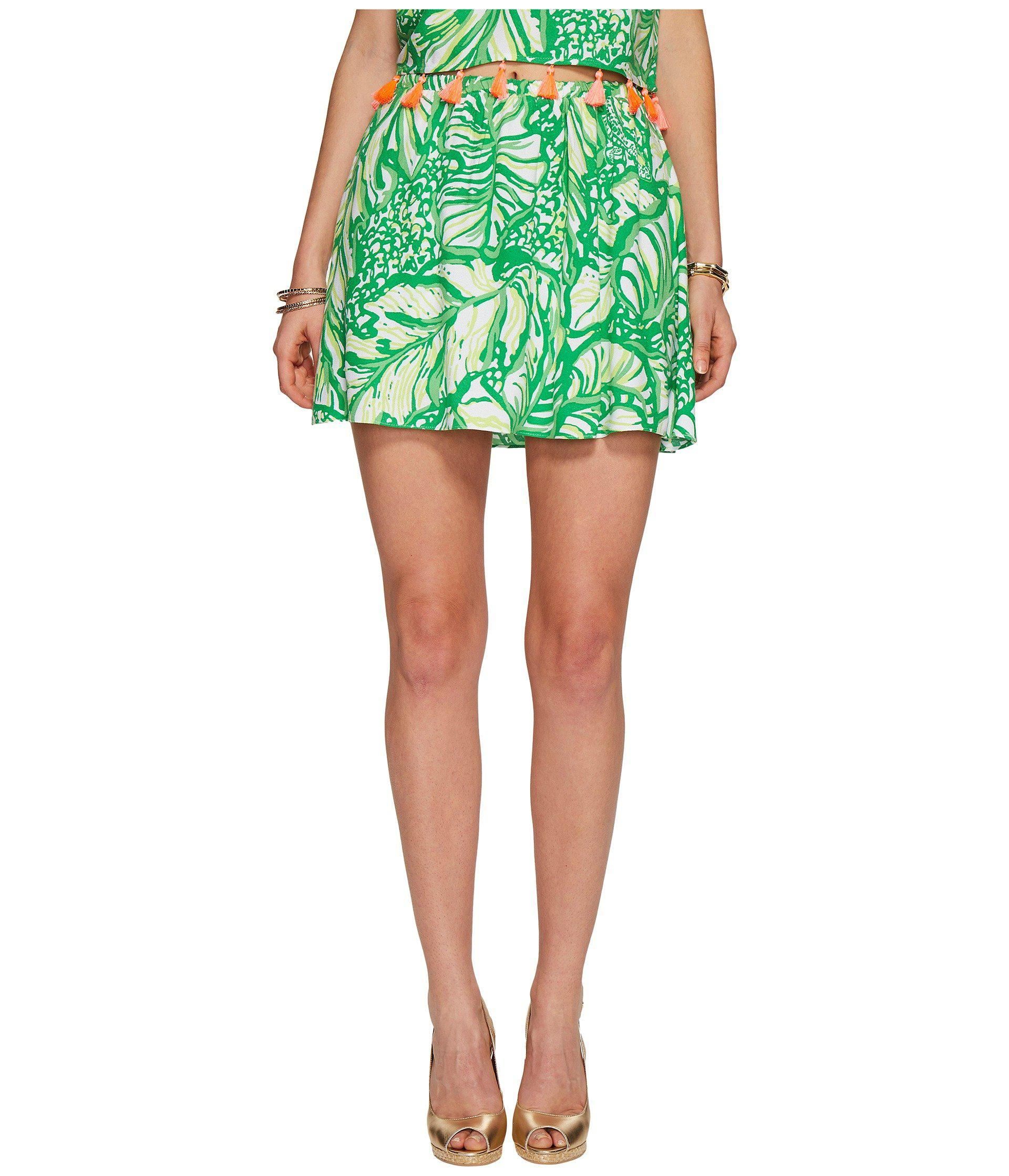 1b3516250d Lilly Pulitzer Ramona Set in Green - Lyst