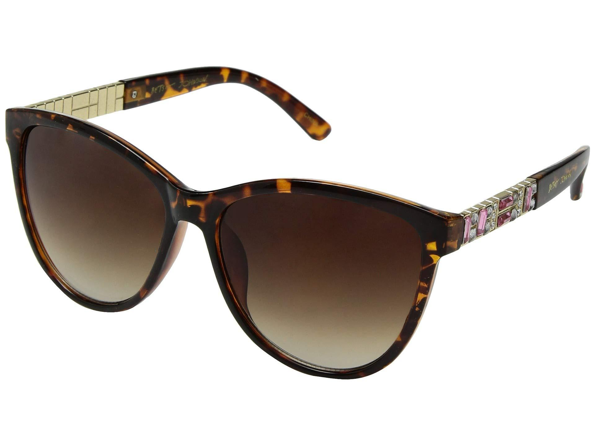 4085a501541 Lyst - Betsey Johnson Bj879199 in Brown