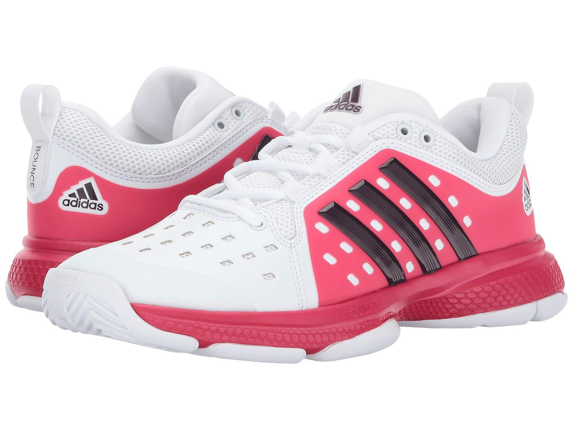 dccd9675b Lyst - adidas Barricade Classic Bounce in Pink