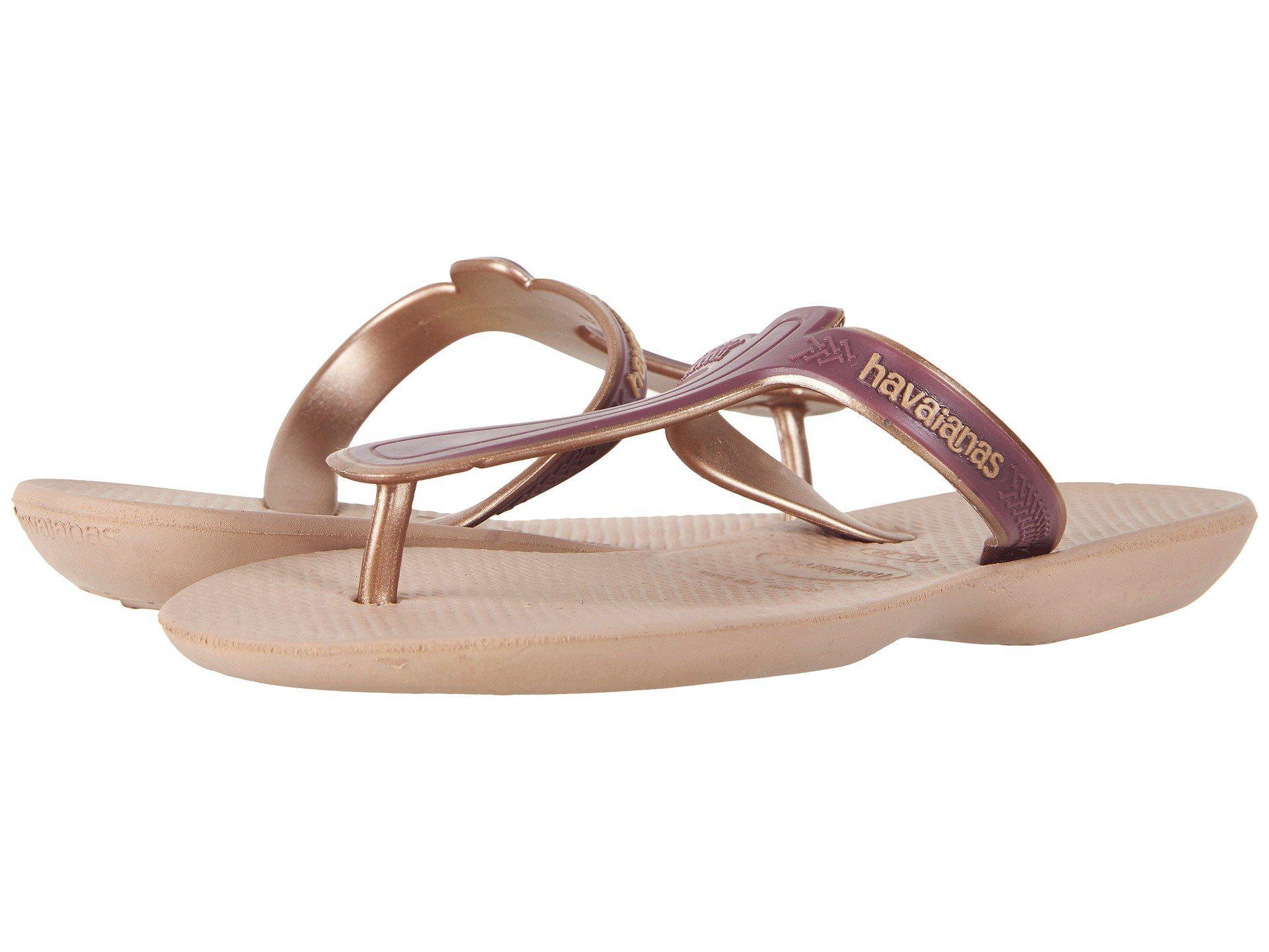 1a1337e298f5 Havaianas - Pink Casual Flip-flops - Lyst. View fullscreen