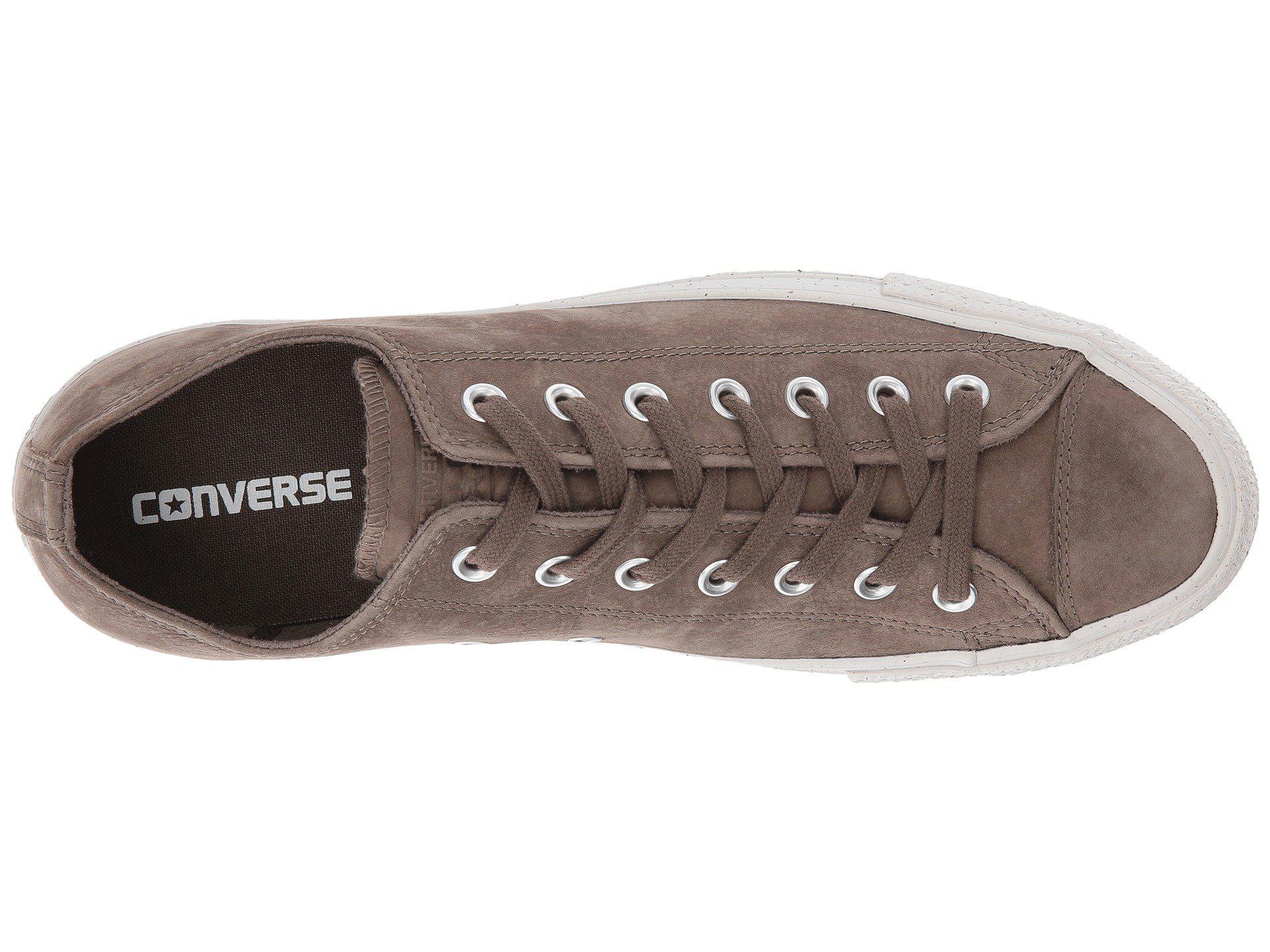 673e8c47ab26 Converse - Multicolor Chuck Taylor All Star Nubuck Ox - Lyst. View  fullscreen