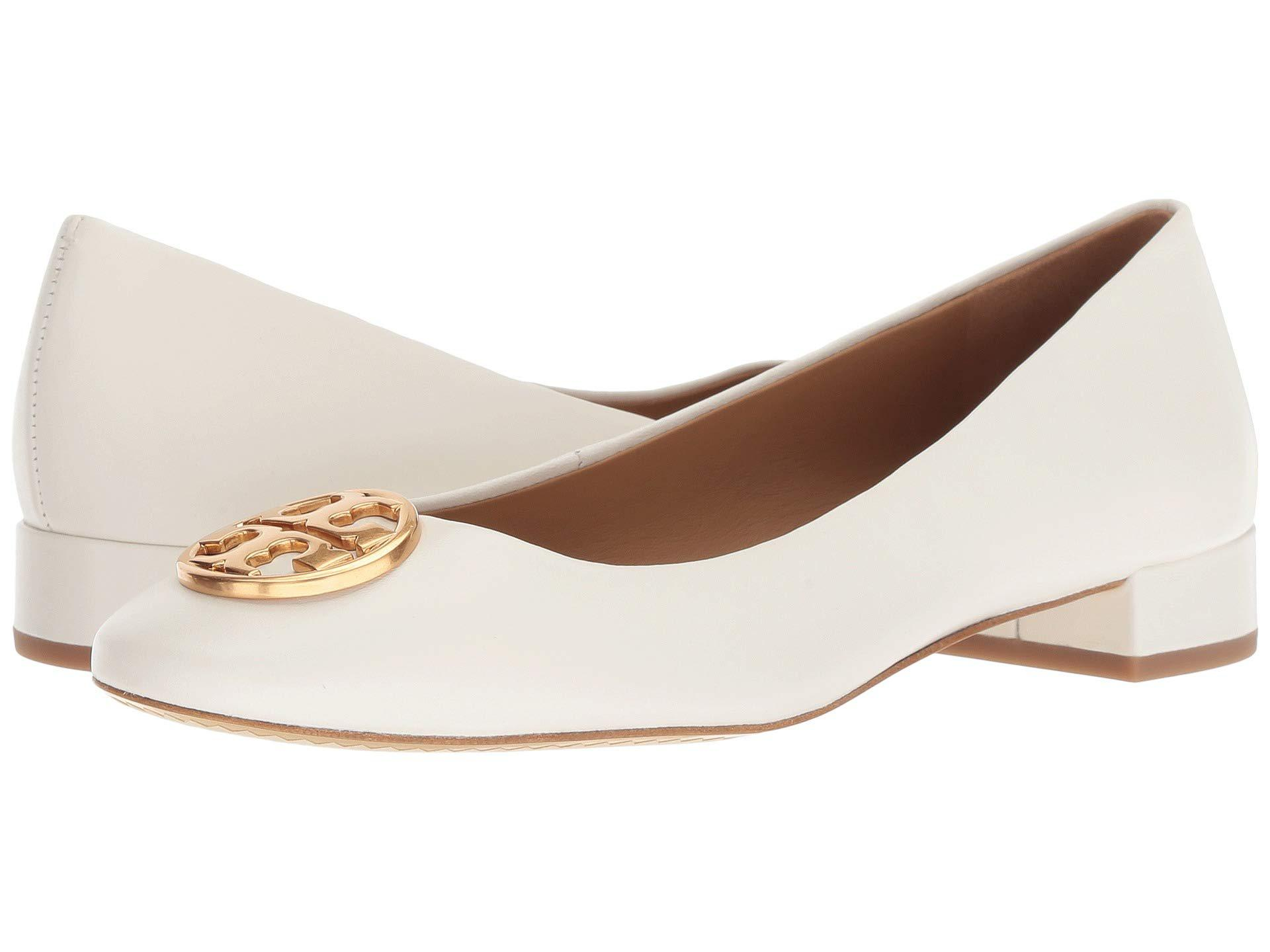 3e57348143d Lyst - Tory Burch Chelsea 25mm Ballet Flat - Save 21%