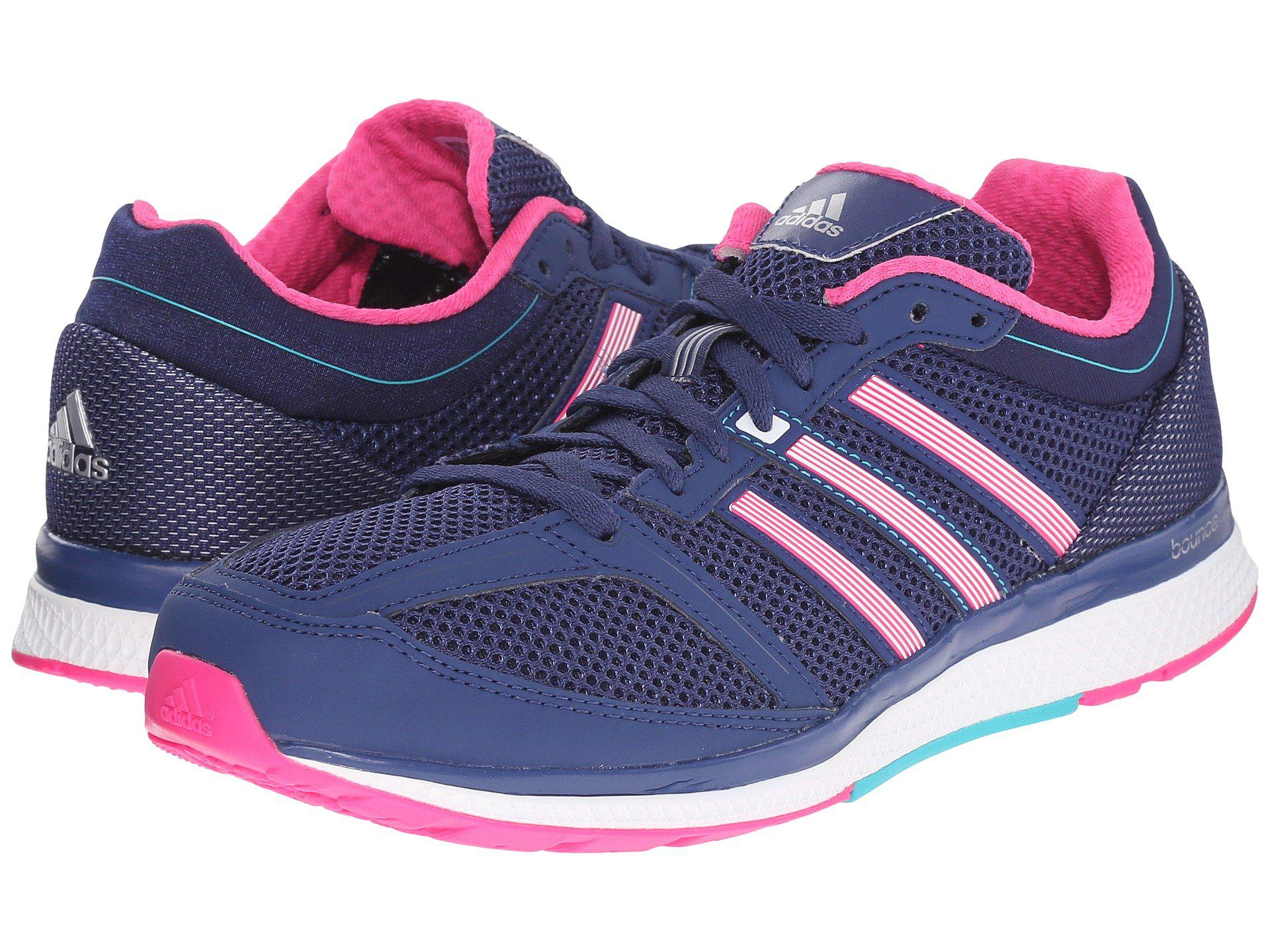 4093ecedd8bad Lyst - adidas Zero Bounce in Blue
