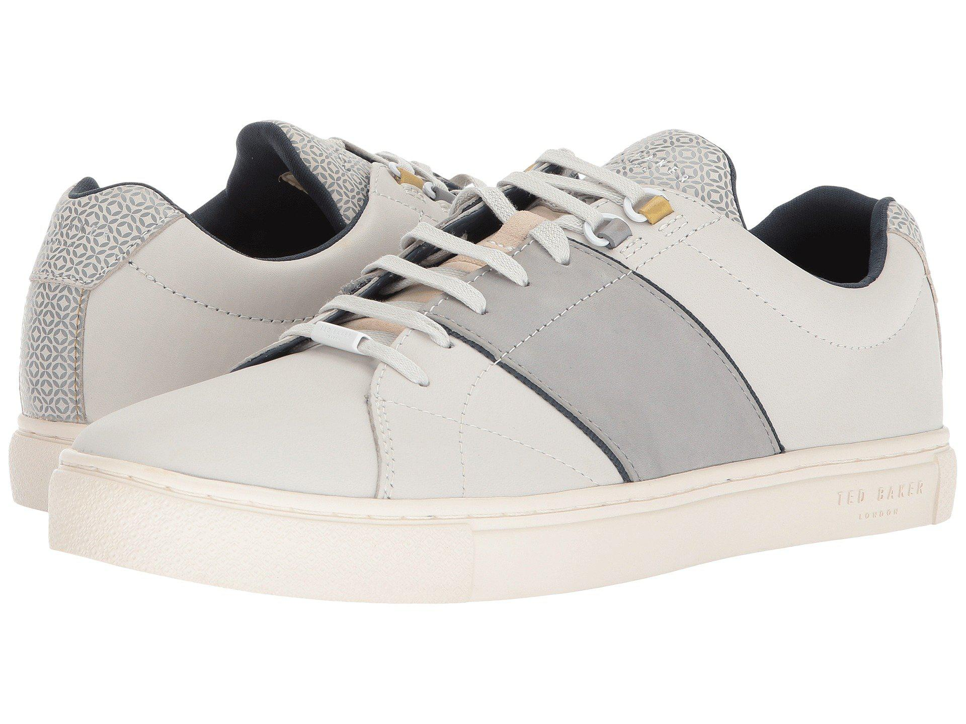 00ad5eb114a3 Lyst - Ted Baker Quana in White for Men - Save 70%