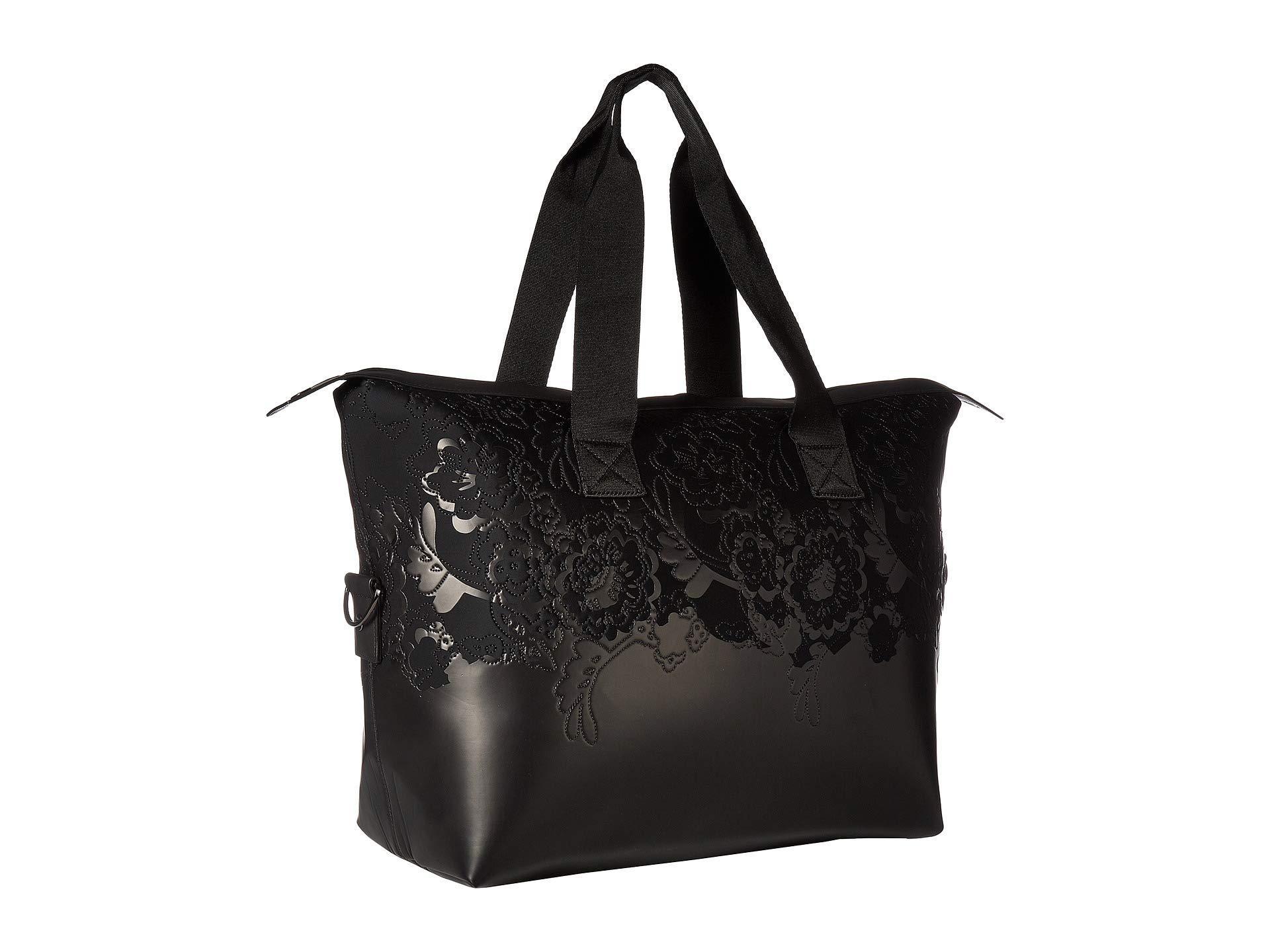 d57cacde7a48 Adidas By Stella McCartney - Black Medium Studio Bag - Lyst. View fullscreen