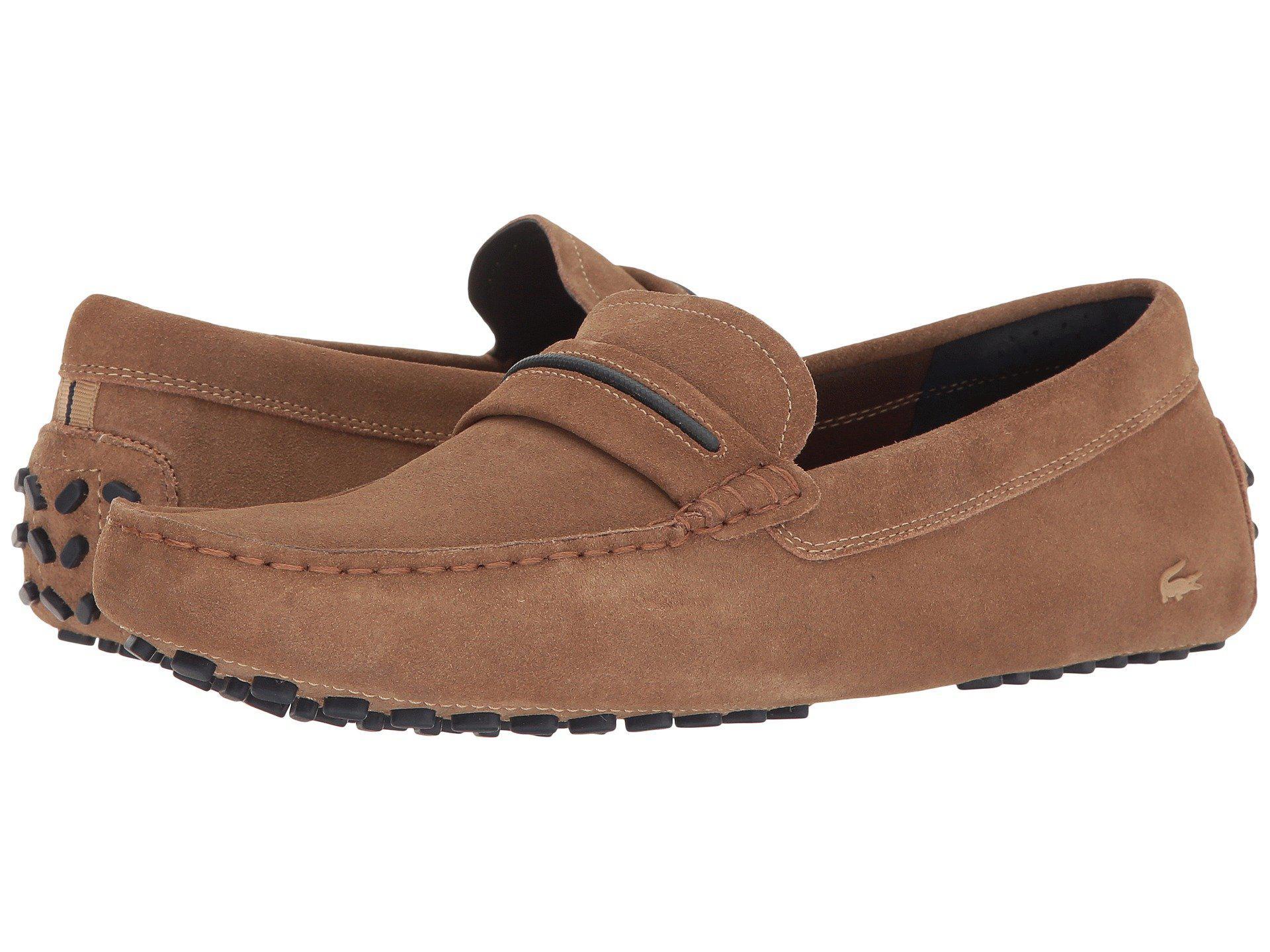 6775786769247 Lyst - Lacoste Herron 117 1 Formal Shoe Fashion Sneaker in Brown for Men