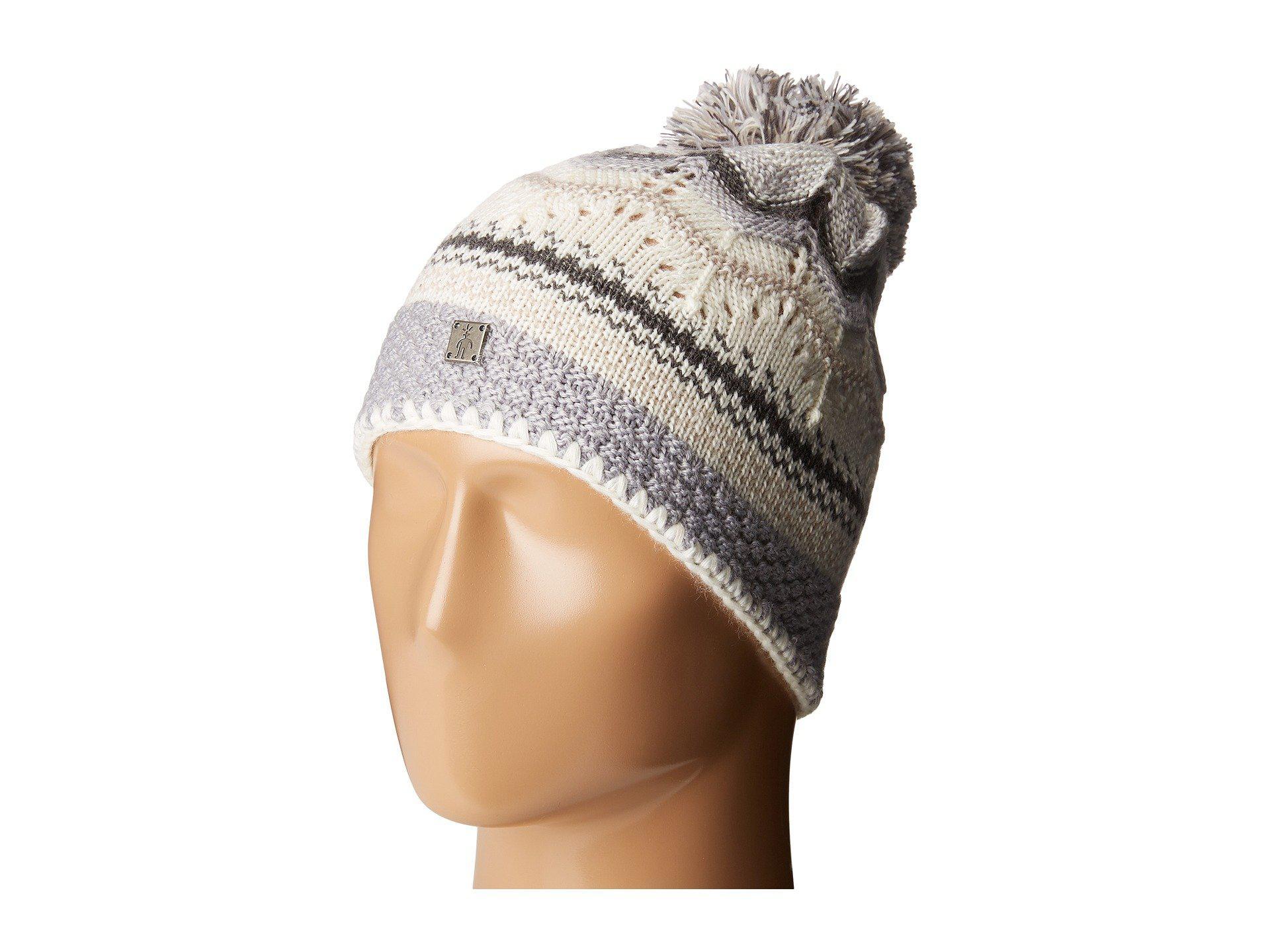 89751a694f9 Lyst - Smartwool Pine Lake Chevron Hat