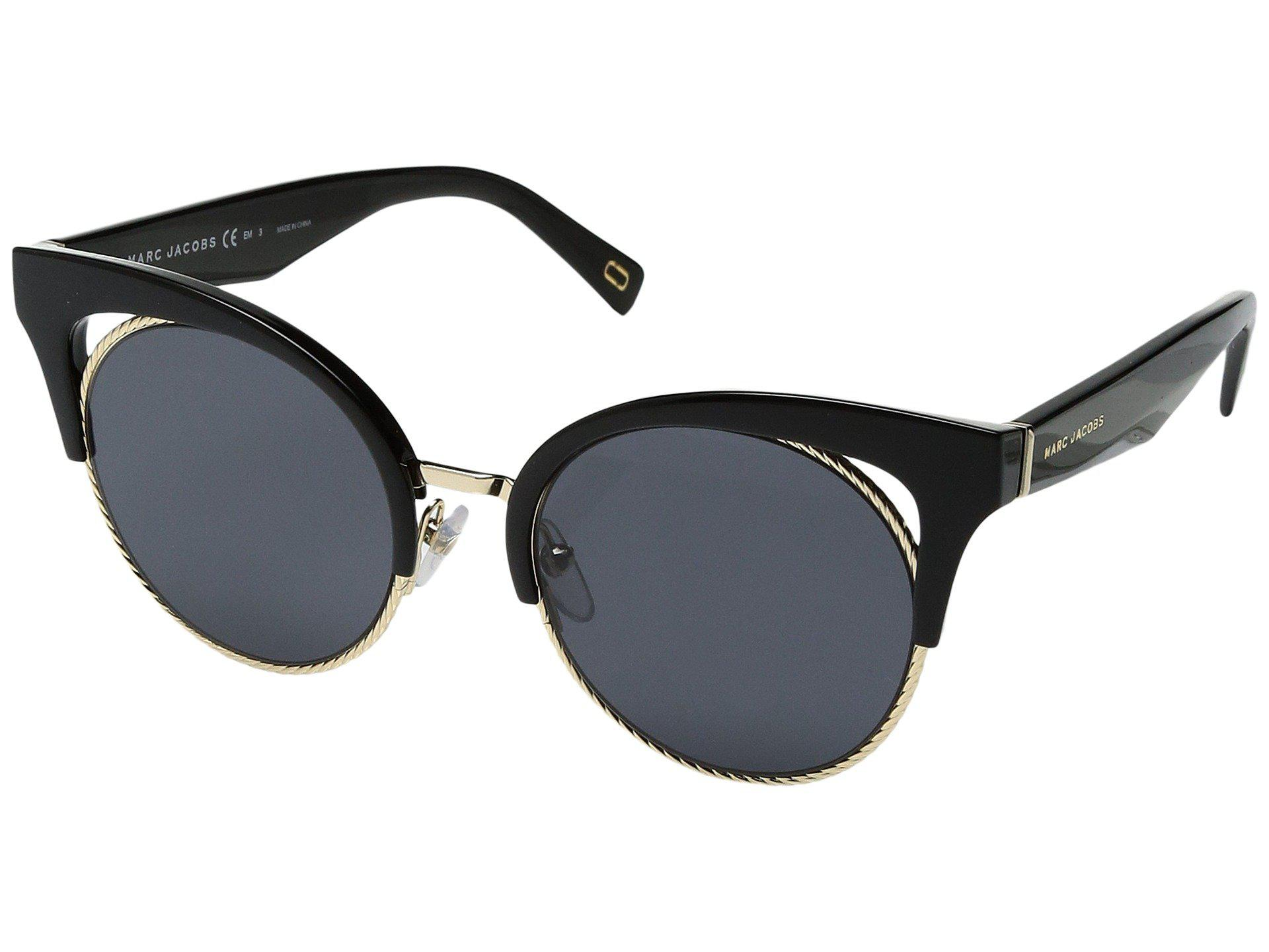 c295dae603 Lyst - Marc Jacobs Marc 215 s in Black