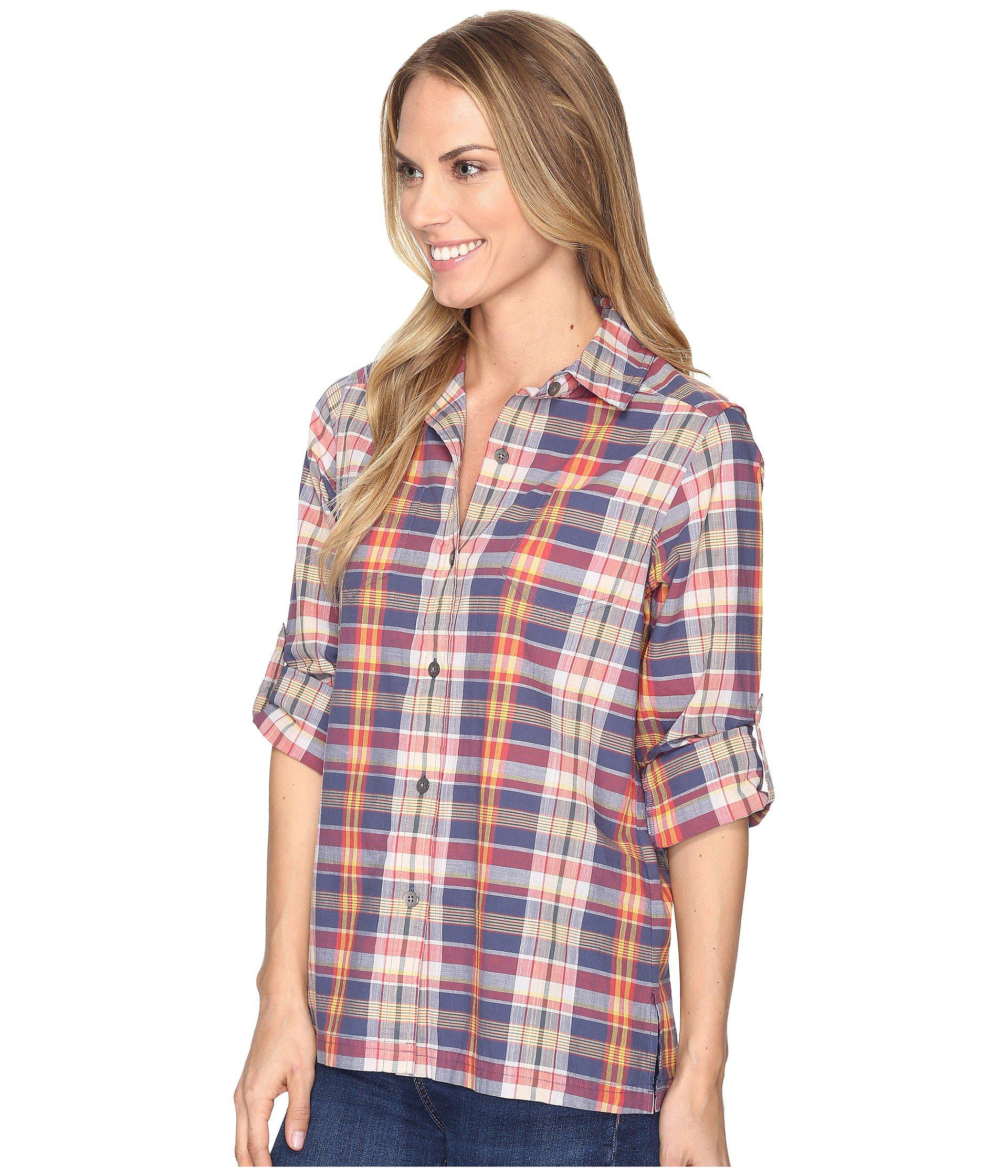 a721241a Lyst - Pendleton Astoria Plaid Shirt in Red - Save 43%