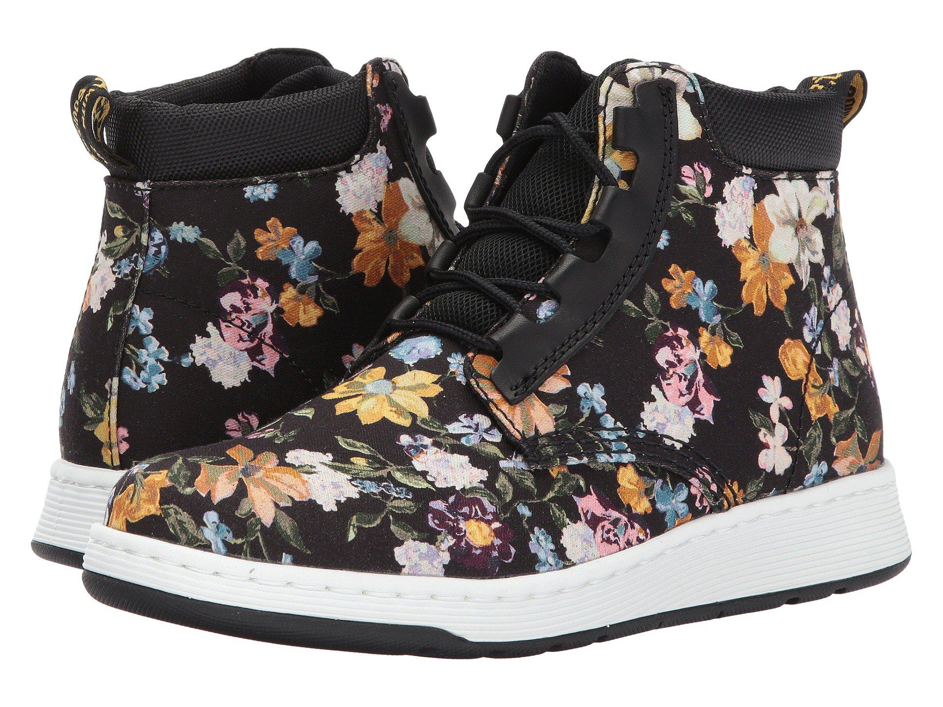 Dr. Martens Darcy Floral Telkes Boot 0CcCfQhxj