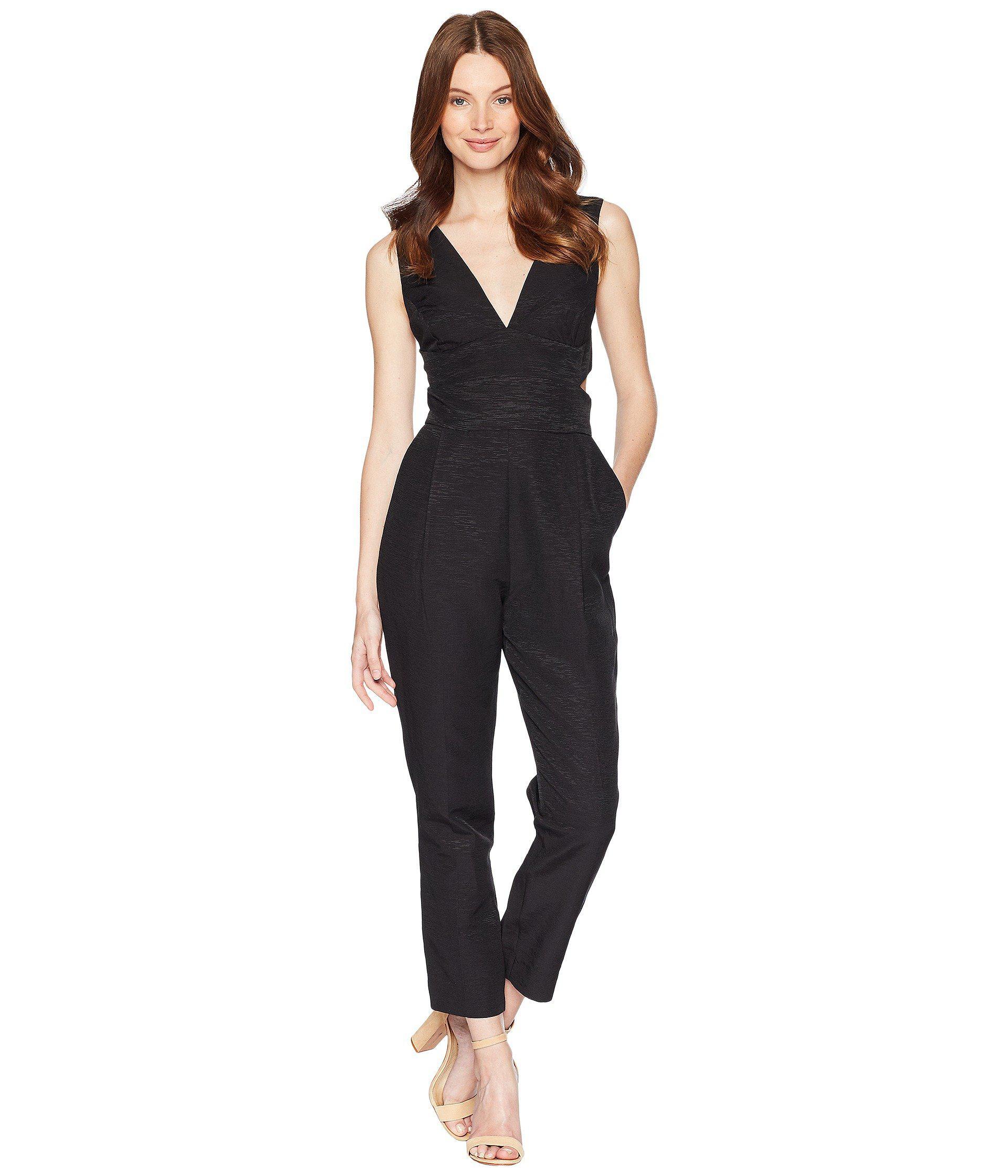 0ca88b77d30c5 Lyst - Bardot Delvigne Jumpsuit in Black - Save 18%