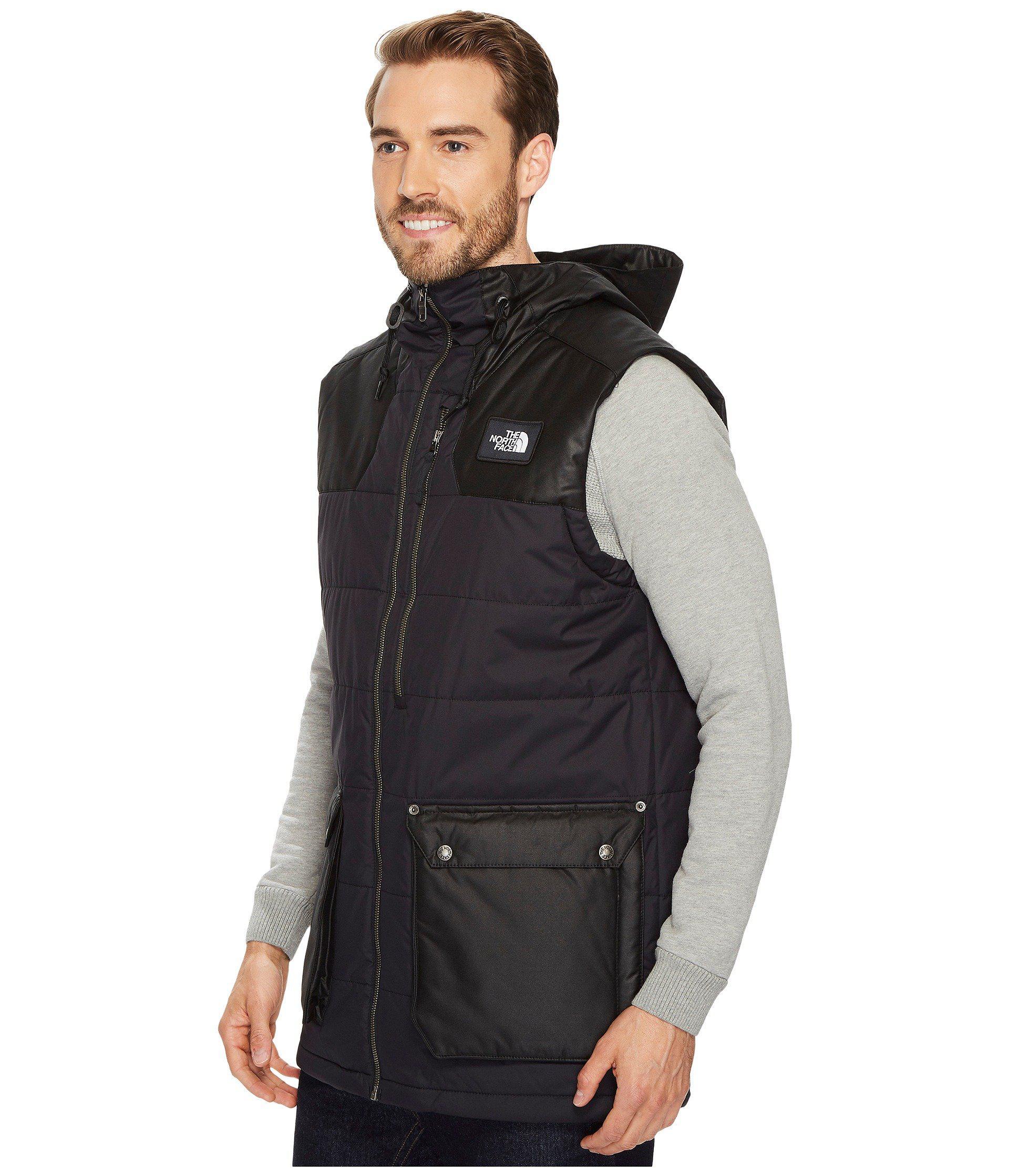 Lyst - The North Face Camshaft Vest in Black for Men - Save 29% b9e898d2b