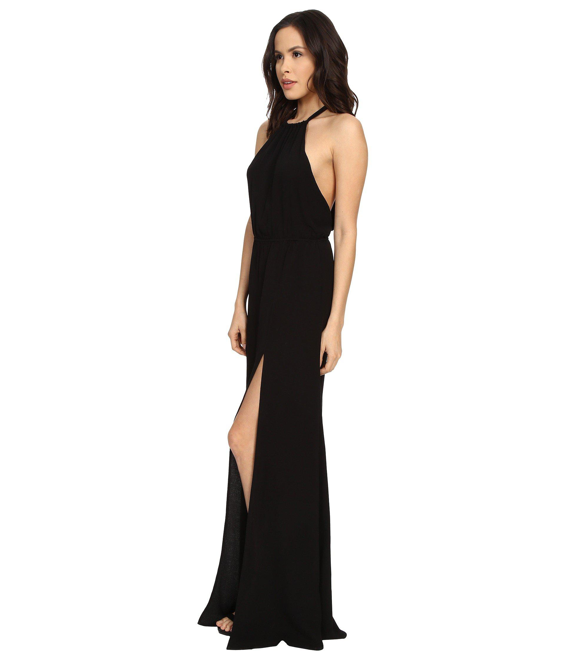 Lyst - Stone Cold Fox Onyx Gown in Black