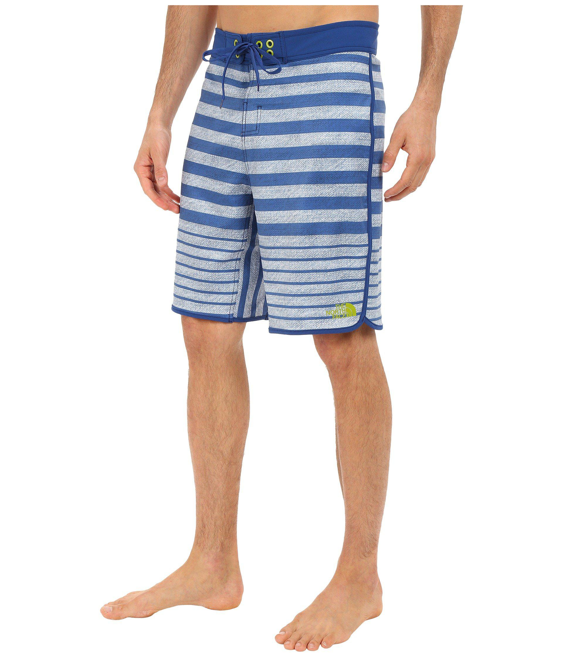 d865eb1a9 Lyst - The North Face Whitecap Boardshorts in Blue for Men - Save 25%