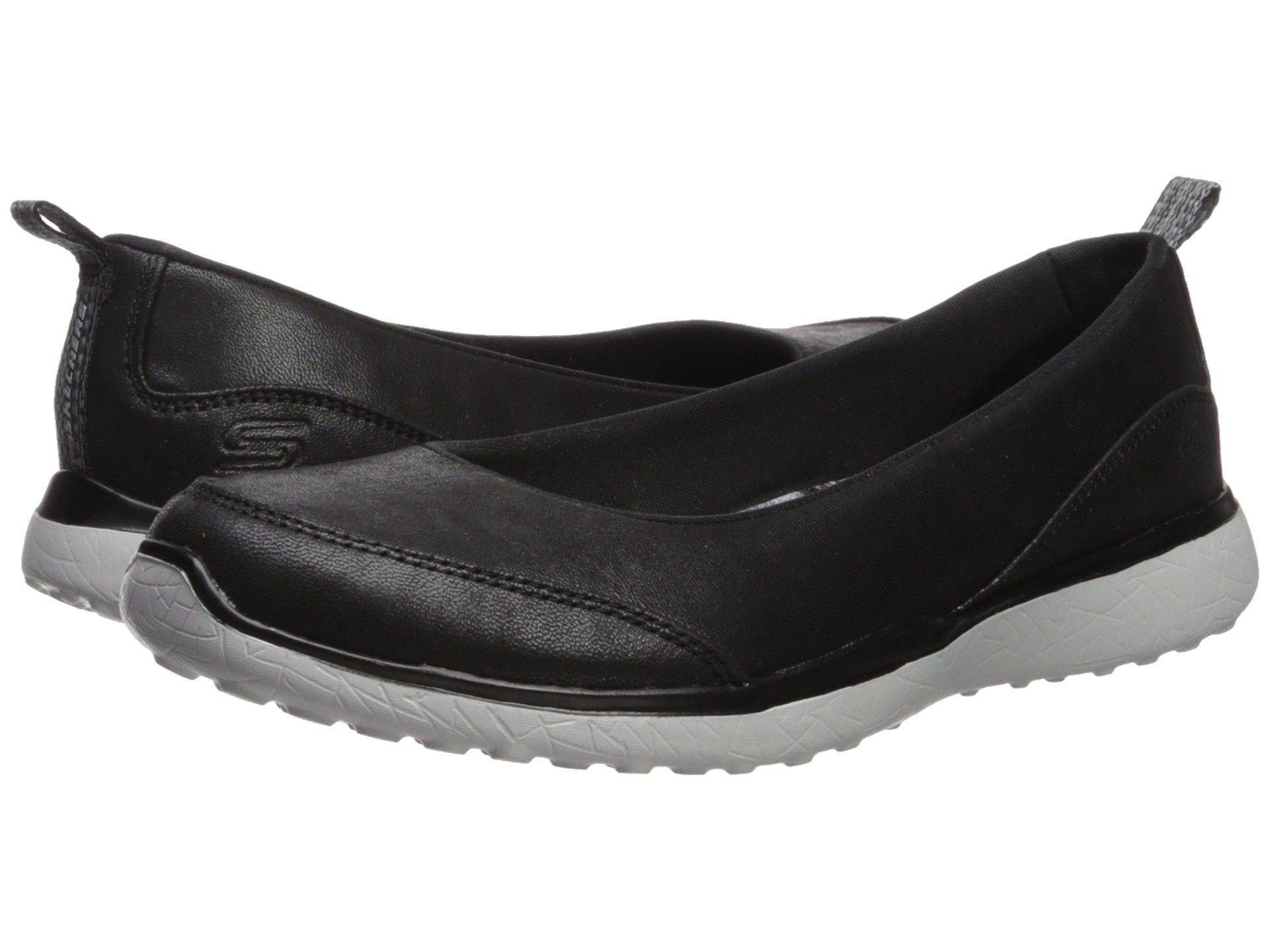 6fef0c9e1b5f Lyst - Skechers Microburst - Lightness in Black