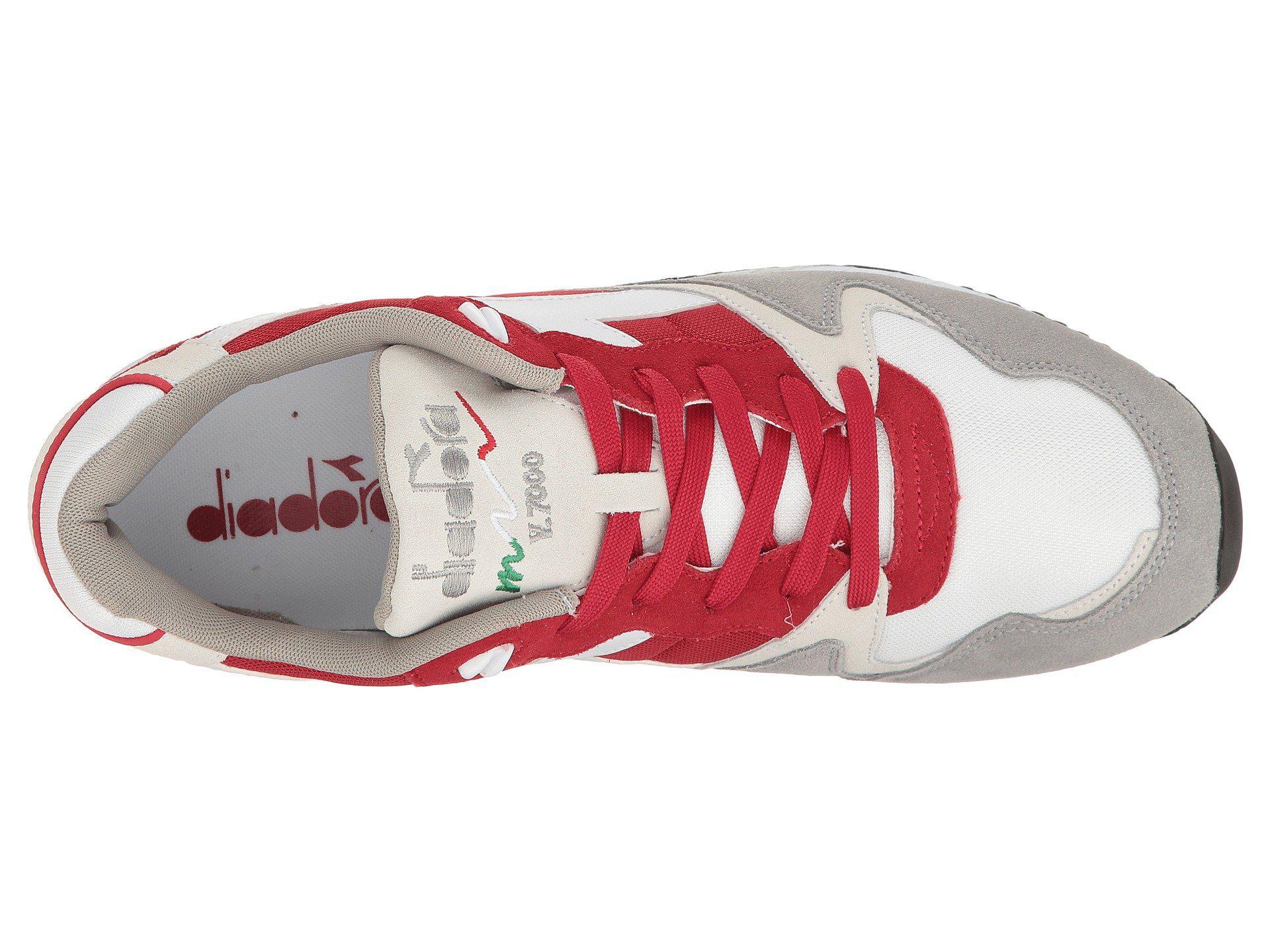 3c7cab834a Diadora - Red V7000 Nyl Ii - Lyst. View fullscreen