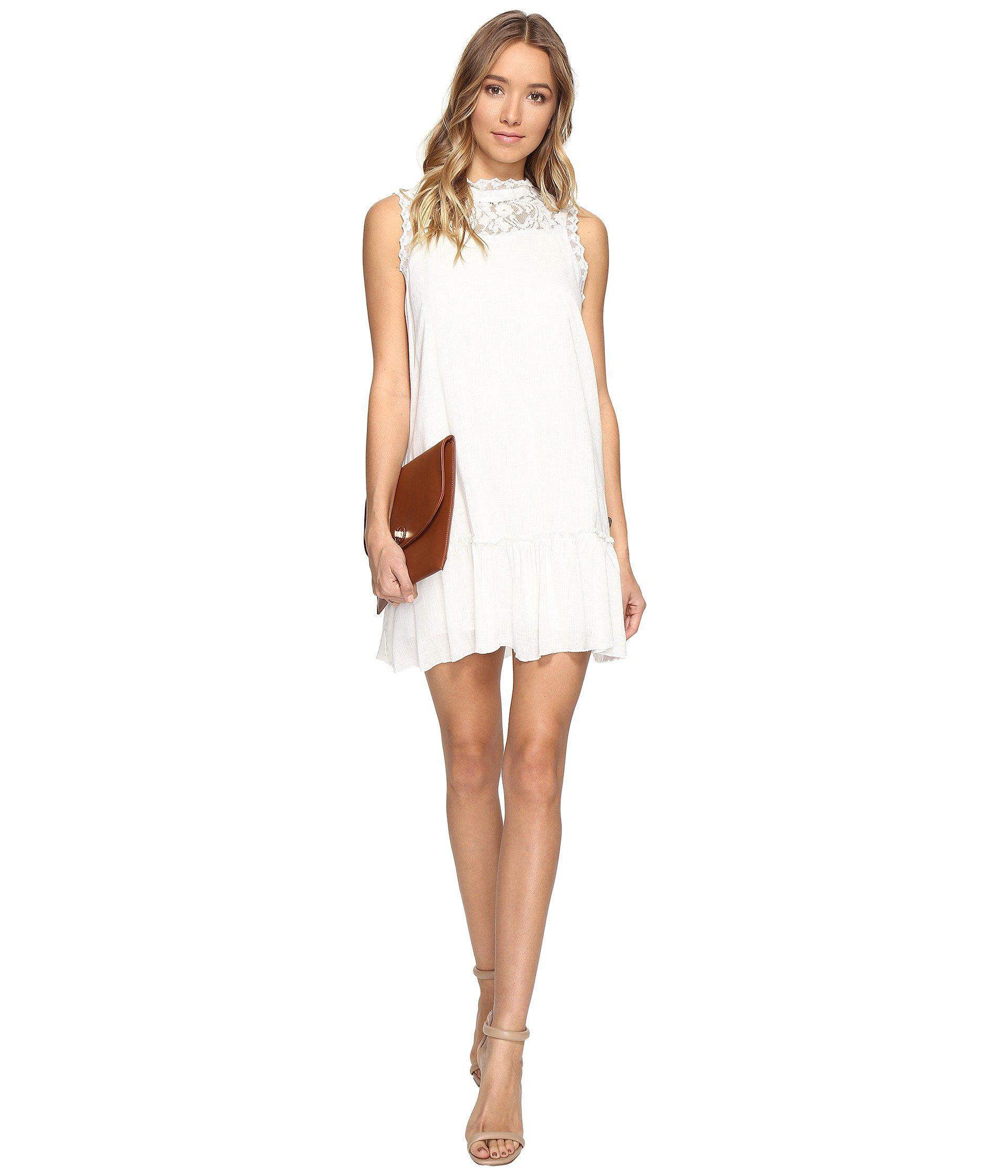 Ribbon Lace Dress
