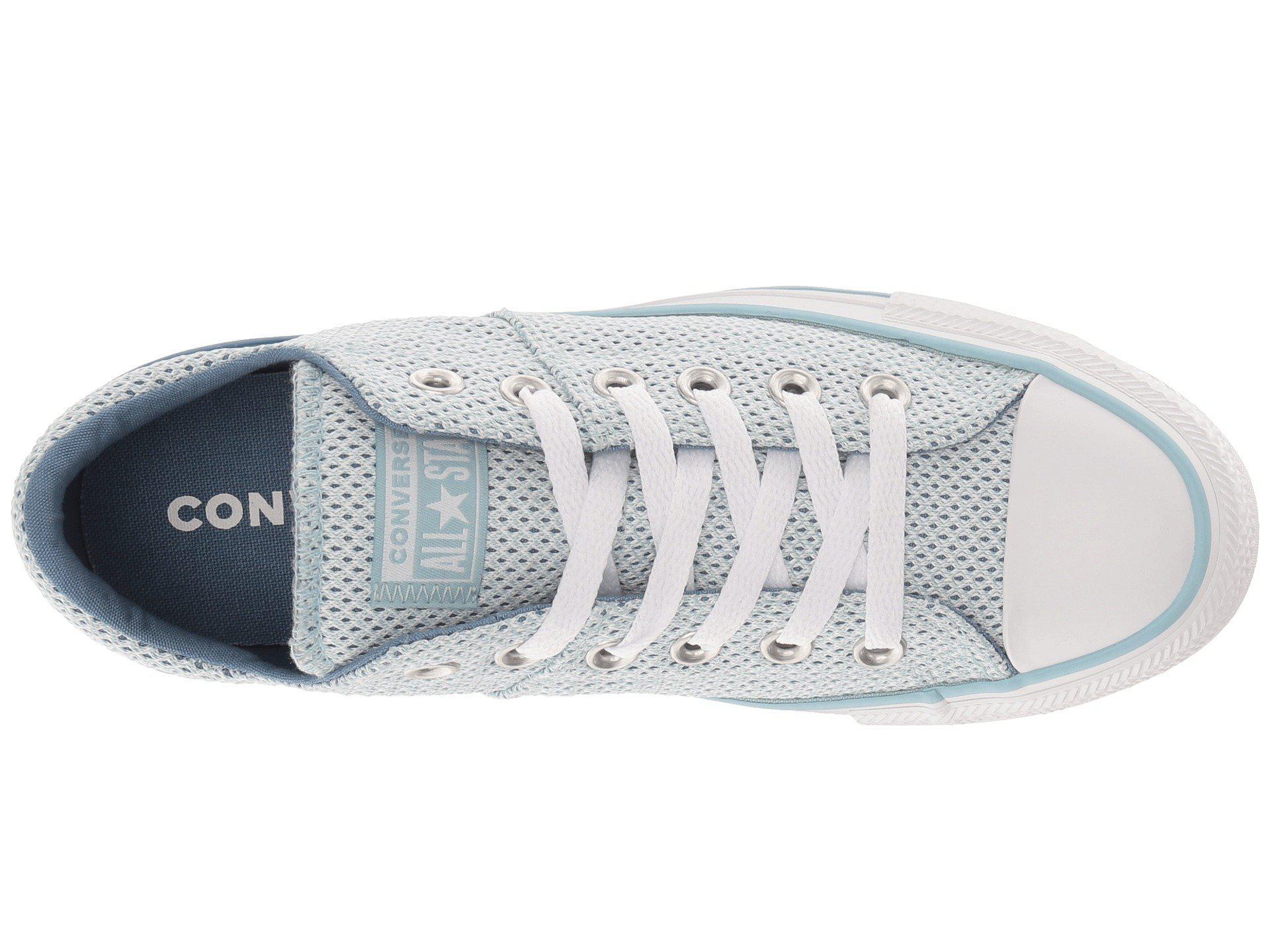 e0ab85c93535 Converse - White Chuck Taylor® All Star® Madison Ox - Color Pop Mesh -. View  fullscreen