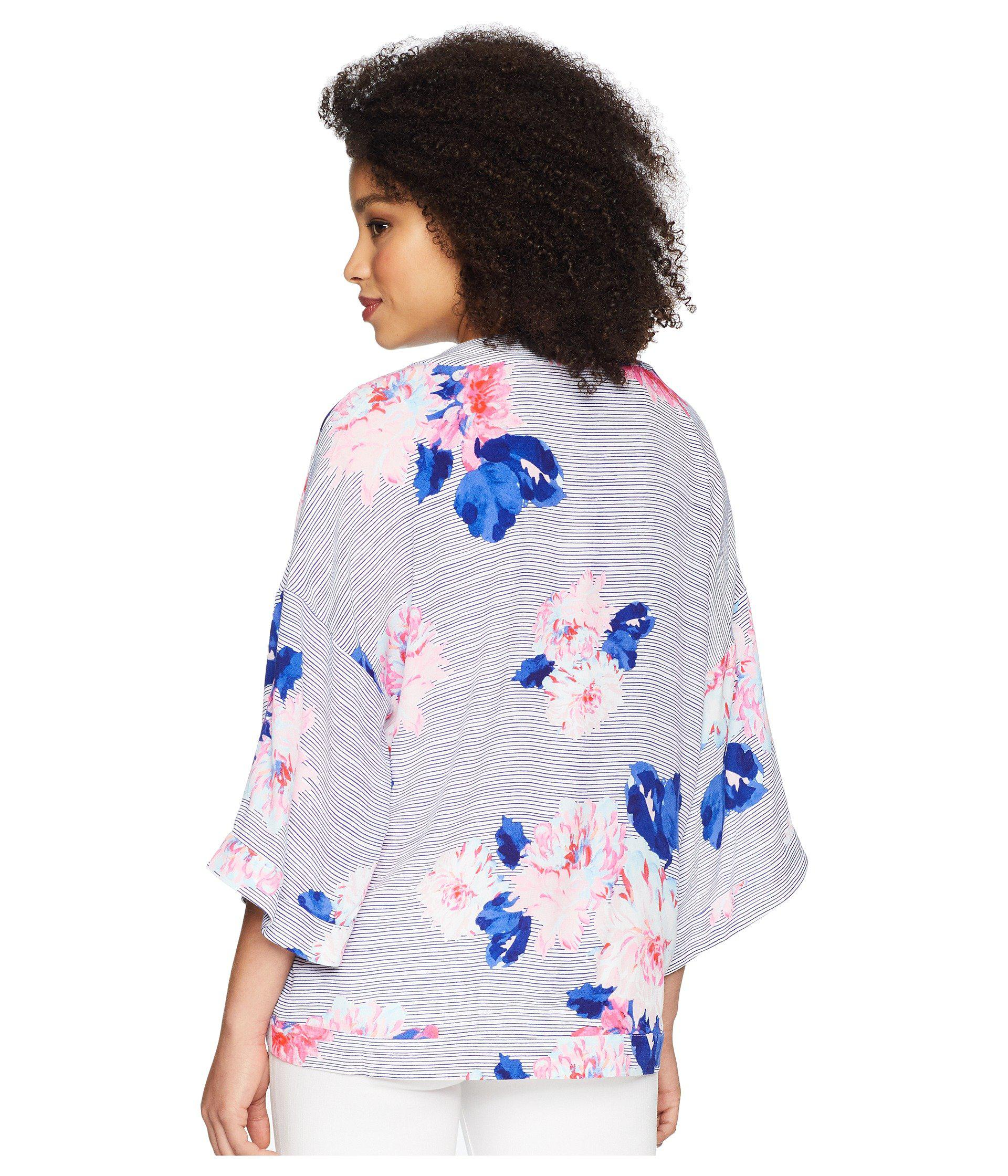 6e05e41ec85 Lyst - Joules Kimmy Kimono Style Top - Save 42%