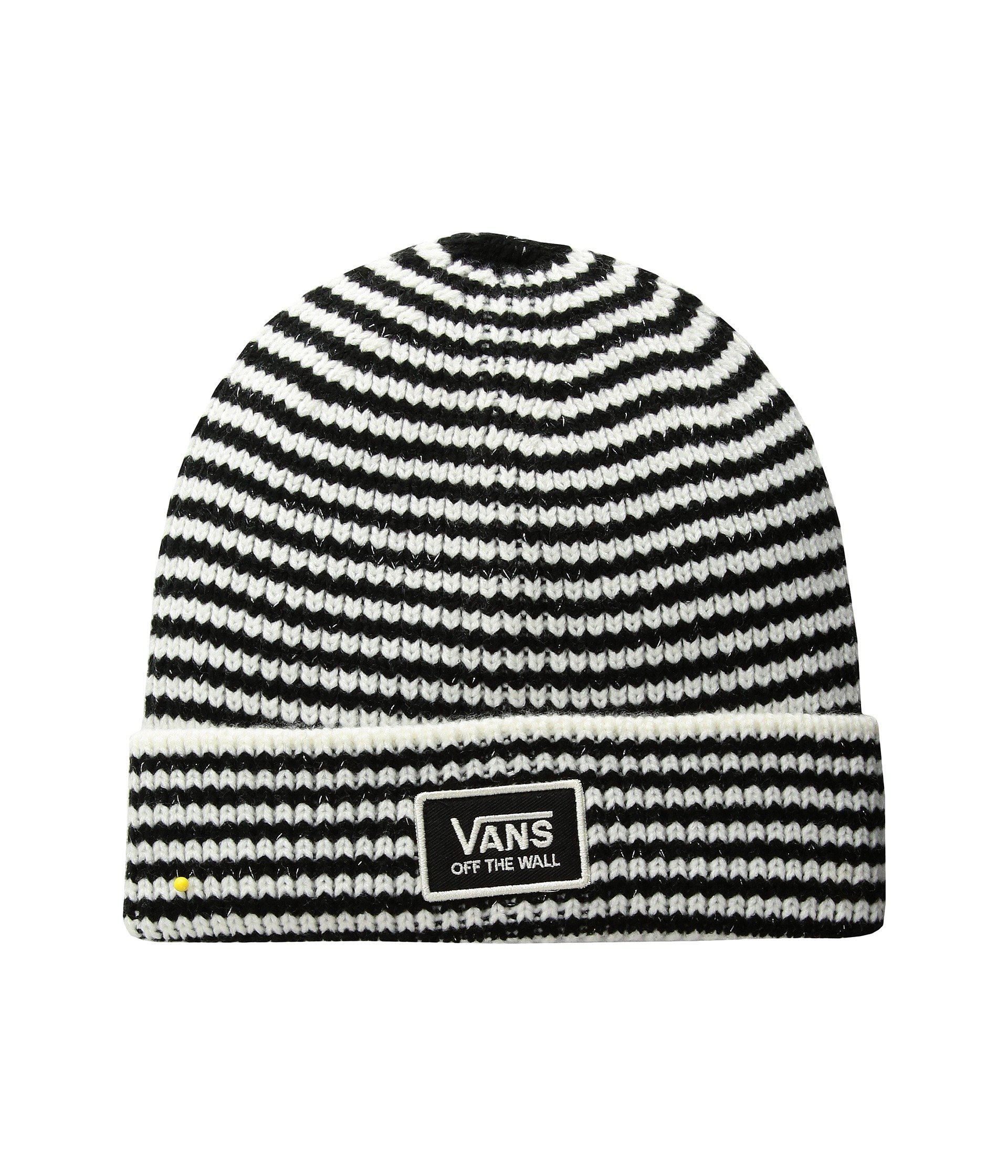 c10fc3d3094 Womens Black Falcon Beanie  super popular 66be5 94634 Vans Men Carefree Trucker  Hat - Vans Hats ...