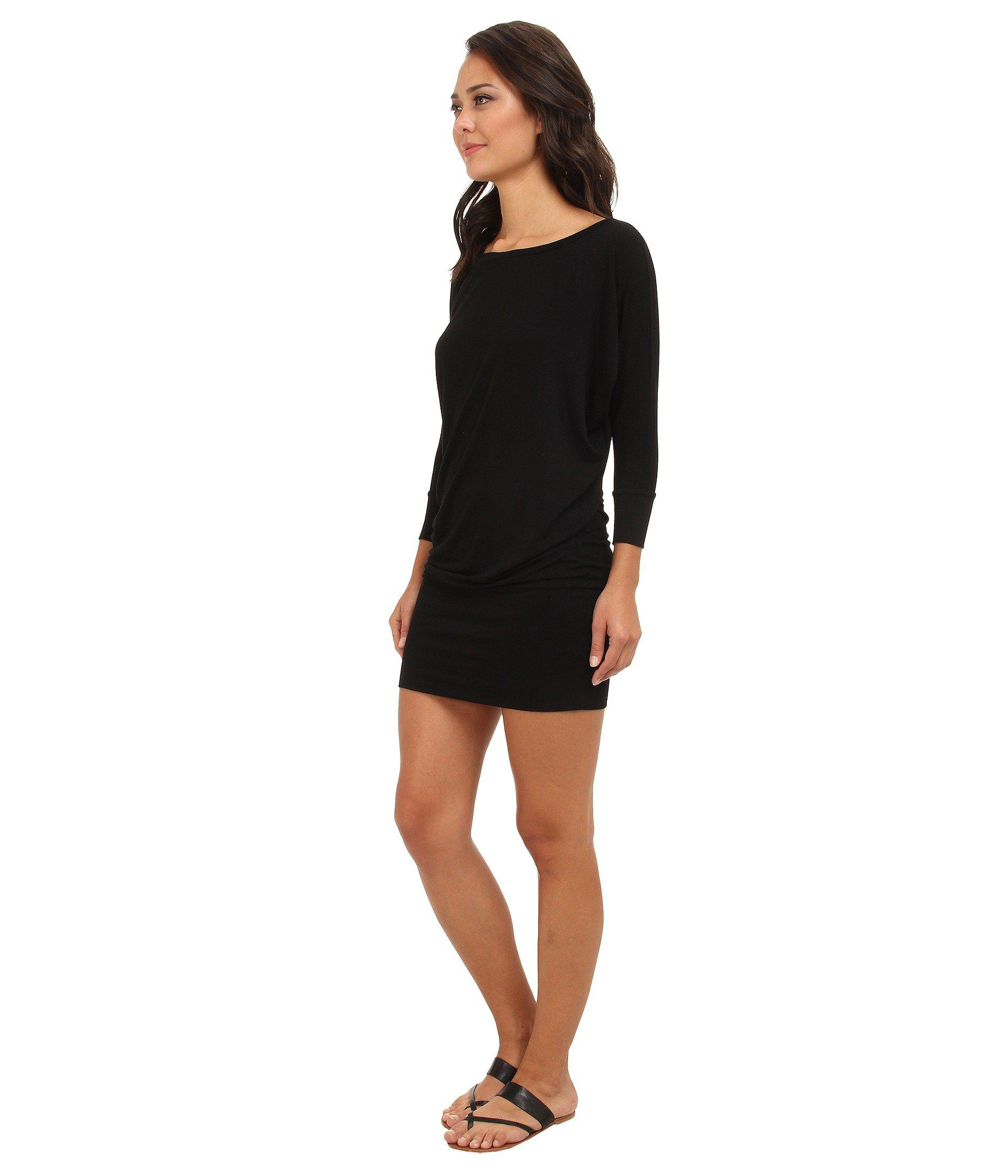 79ec75f78e927 Culture Phit Millie 3 4 Sleeve T Shirt Dress – EDGE Engineering and ...