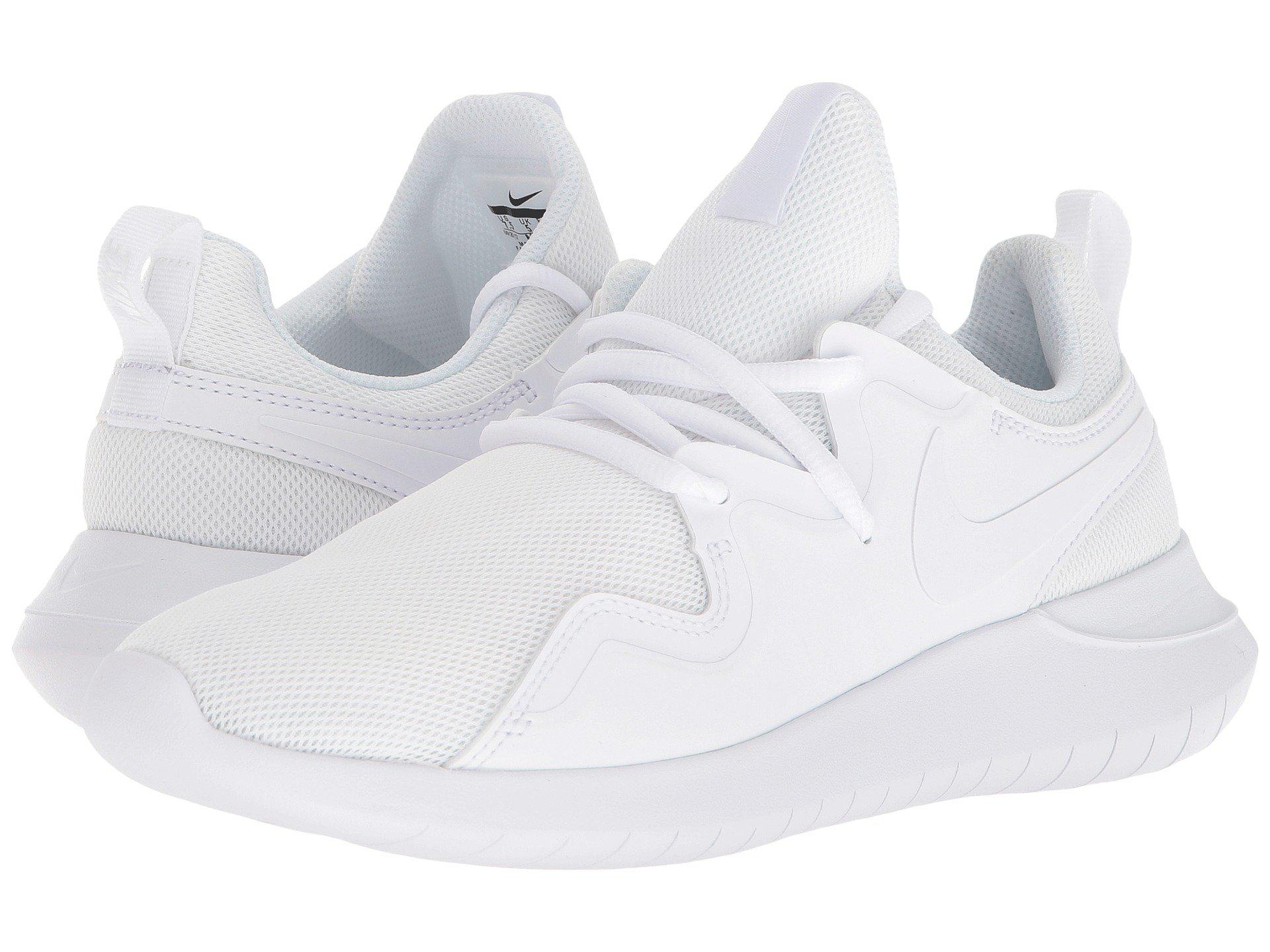 9e6328f4a9be2 Lyst - Nike Tessen Running Shoe in White - Save 50%