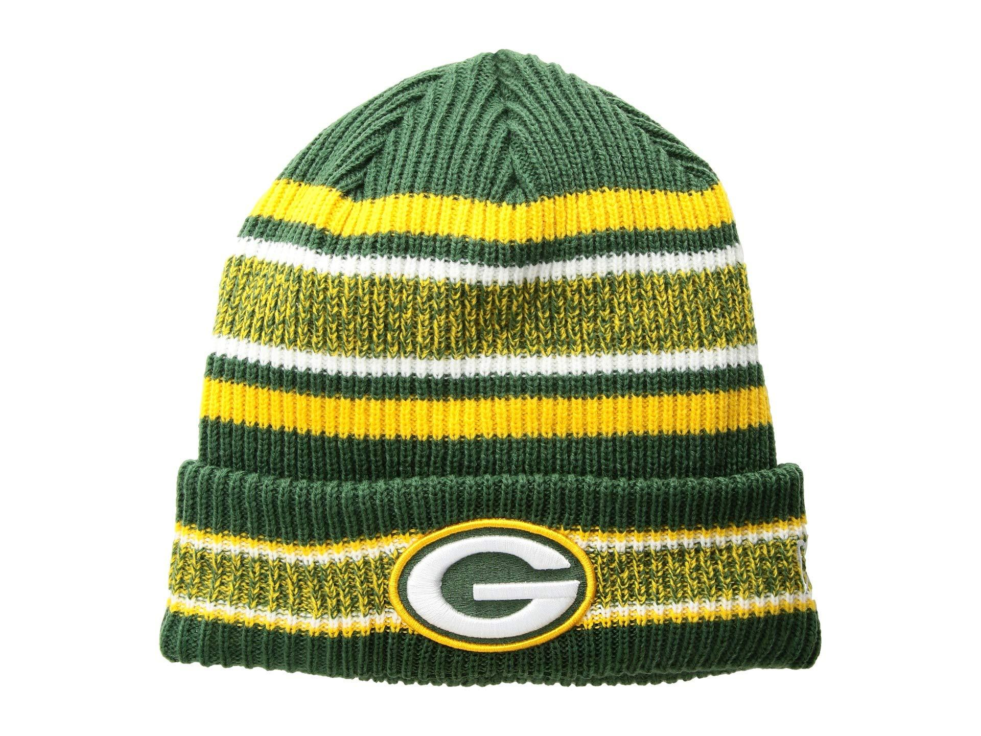 Lyst - Ktz Green Bay Packers Vintage Stripe in Green for Men - Save ... 6286368d5