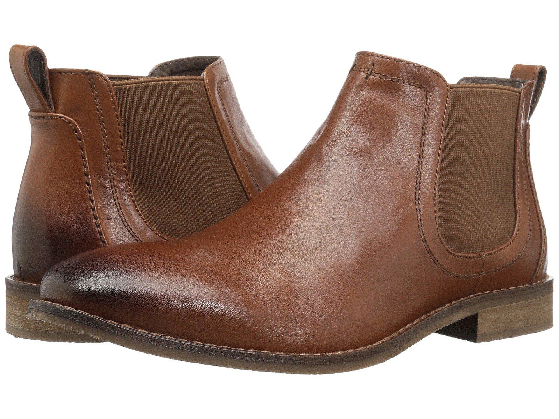 ec837c679d84b Lyst - Nunn Bush Hartley Double Gore Boot in Brown for Men - Save 12%