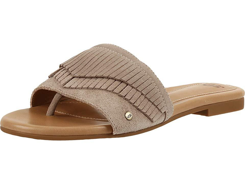 8ecaf12a624 UGG Binx (sand) Sandals in Natural - Lyst