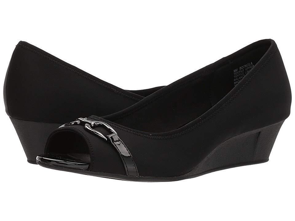 d0b4102e9b Bandolino Nola (black) Shoes in Black - Lyst