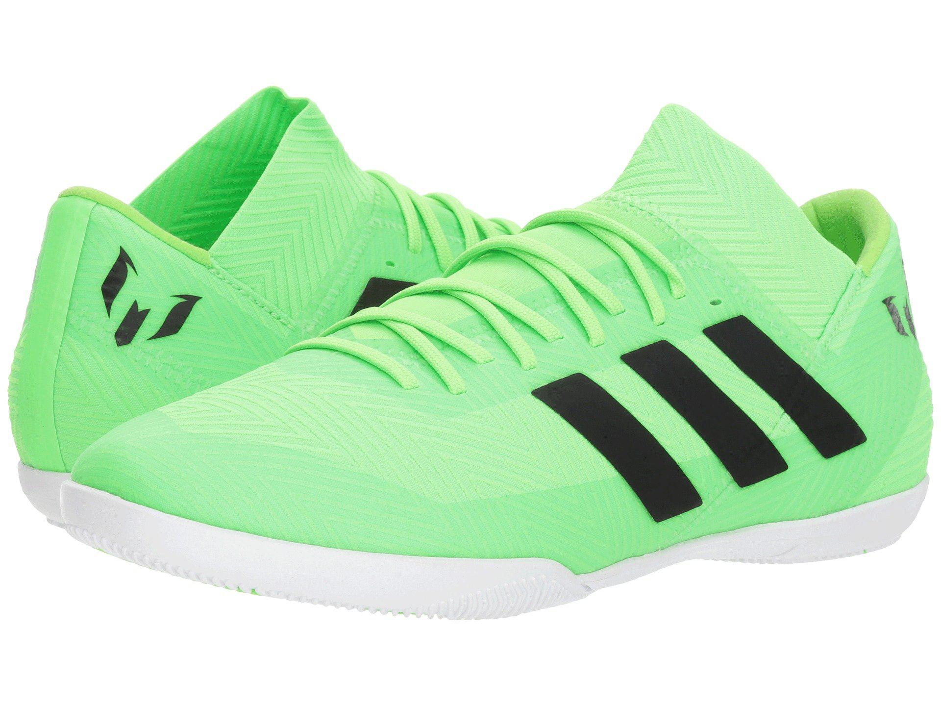 13ea3480ab7 adidas Nemeziz Messi Tango 18.3 In World Cup Pack in Green for Men ...