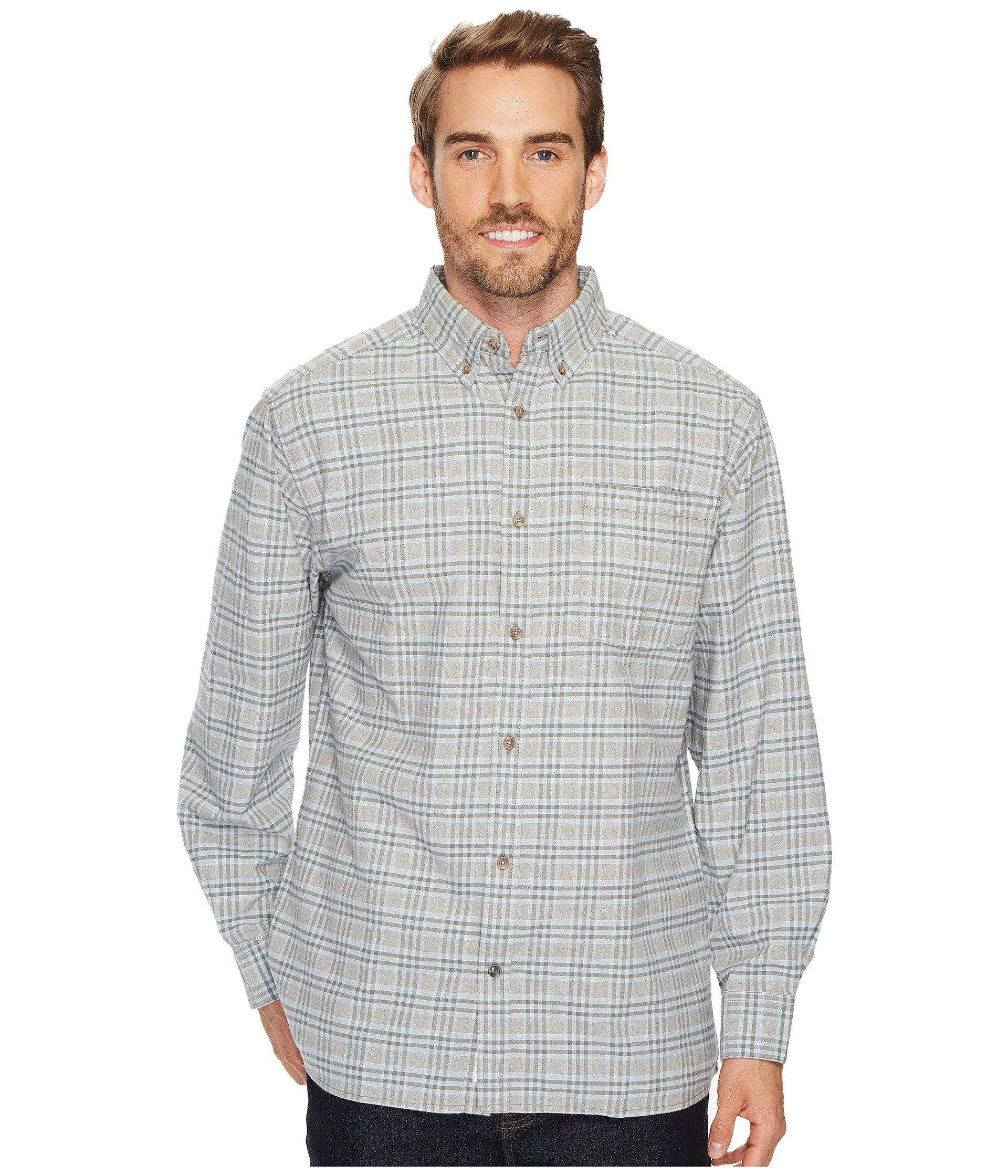 c333c6e29e Lyst - Mountain Khakis Downtown Flannel Shirt in Gray for Men - Save 34%