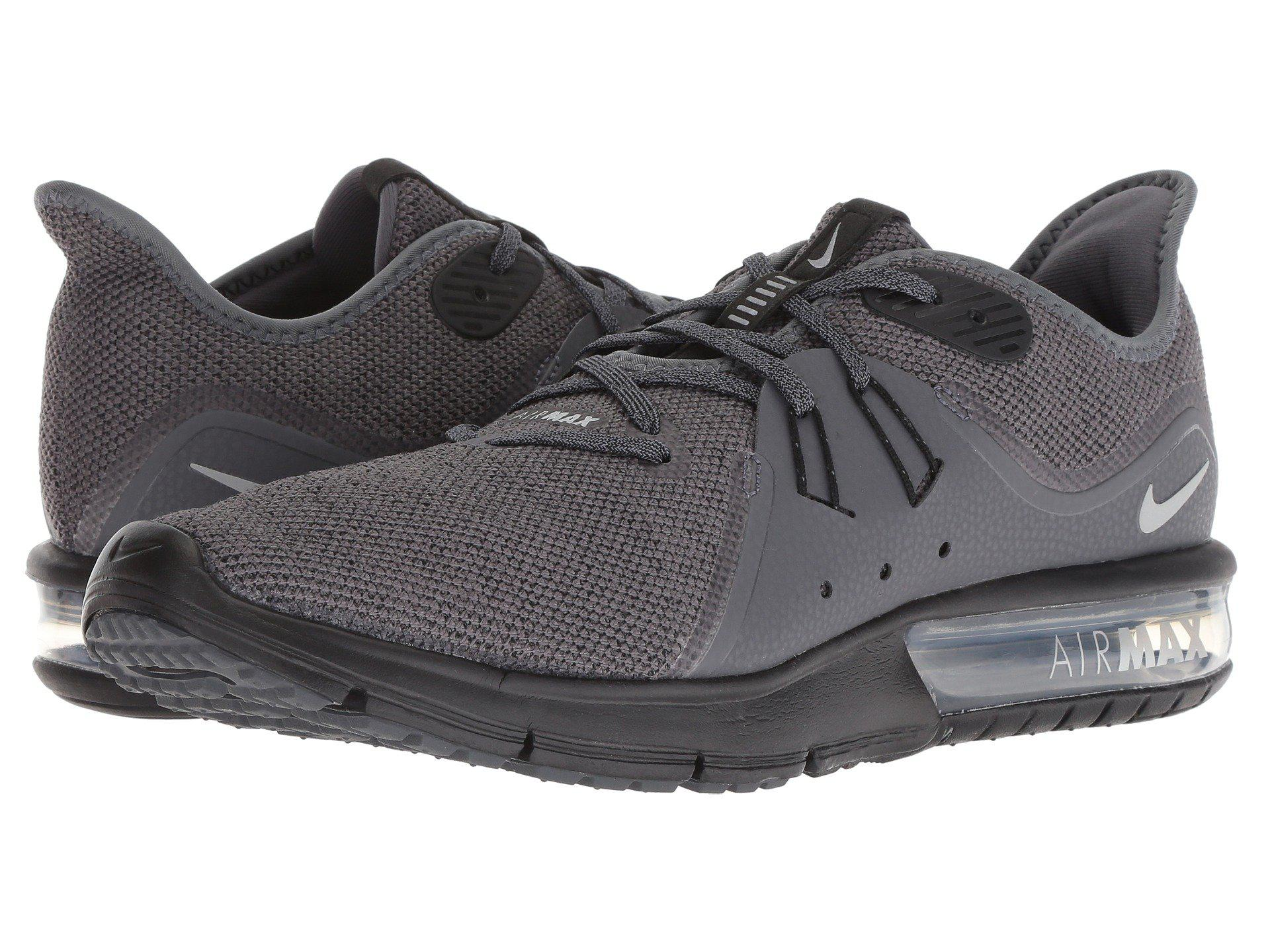 437d37e9ec Lyst - Nike Air Max Sequent 3 in Gray for Men - Save 45%