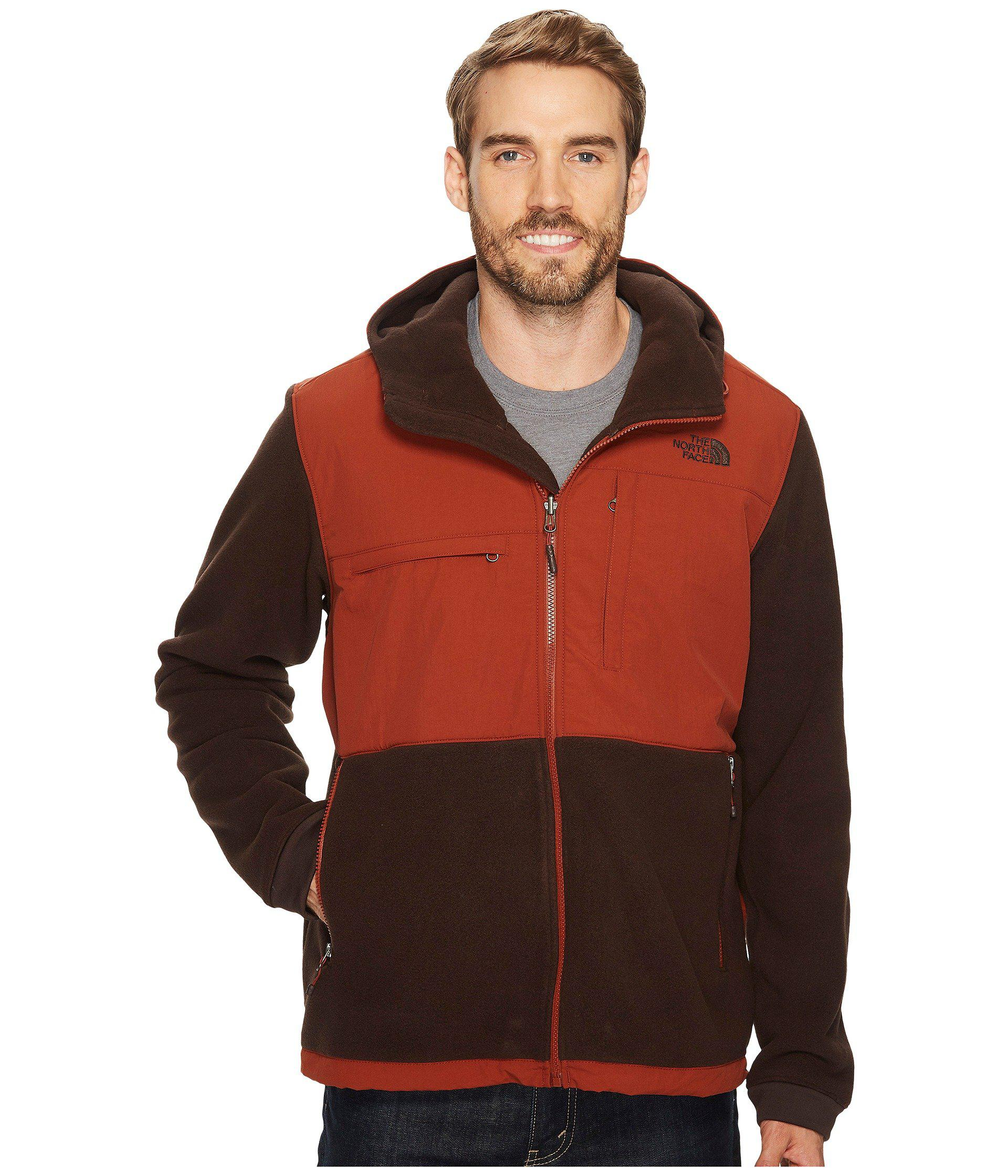 a55812c230d5 Lyst - The North Face Denali 2 Hoodie in Brown for Men - Save 29%