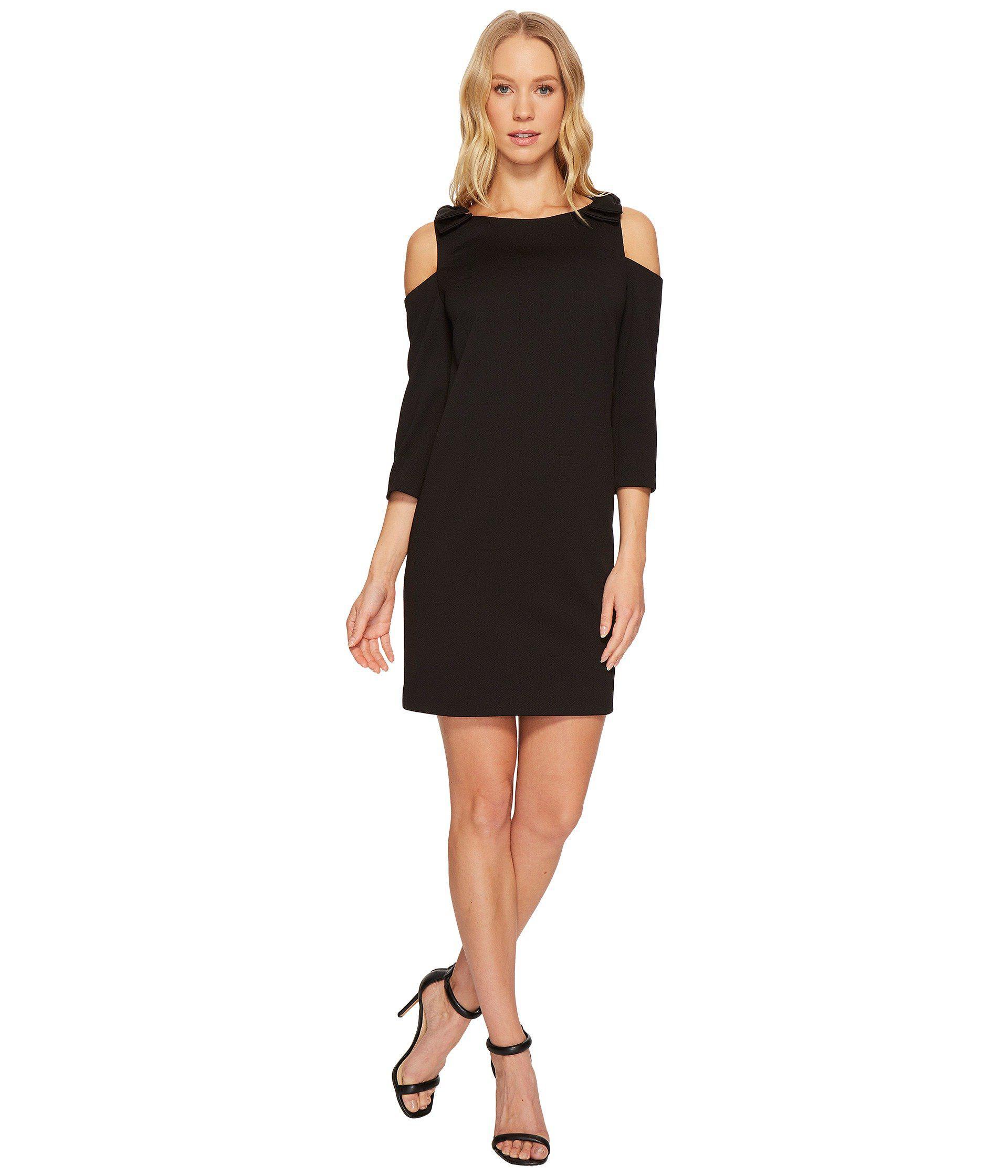 86d0ffa1441 Lyst - Trina Turk Aria Dress in Black
