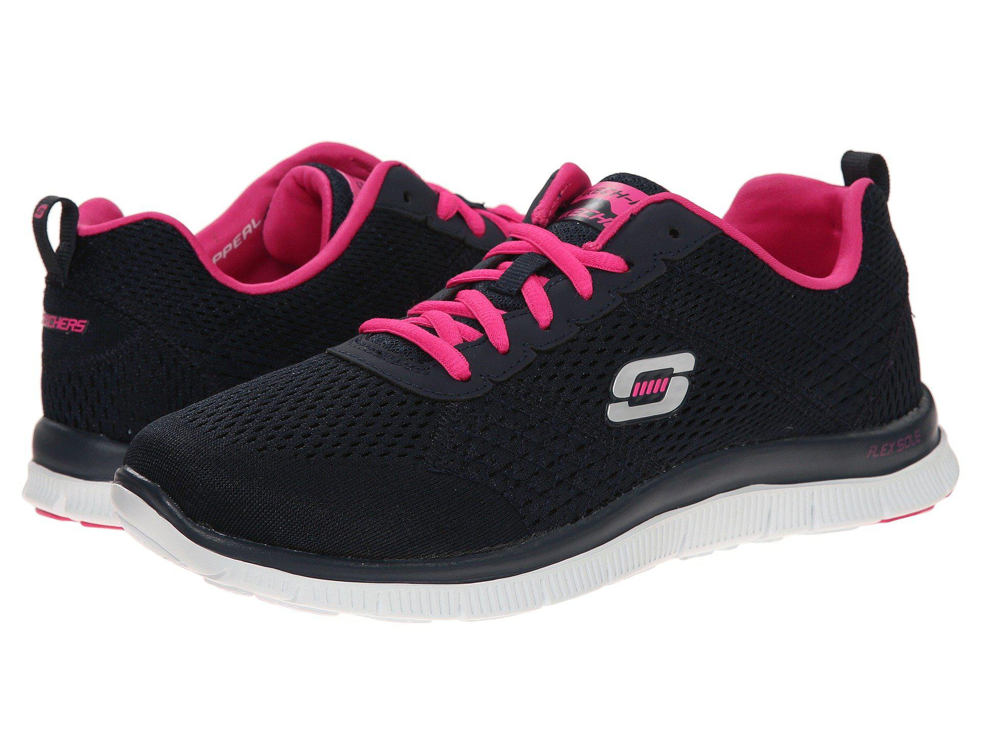 Skechers Flex Appeal Obvious Choice Women's Low Top Sneakers